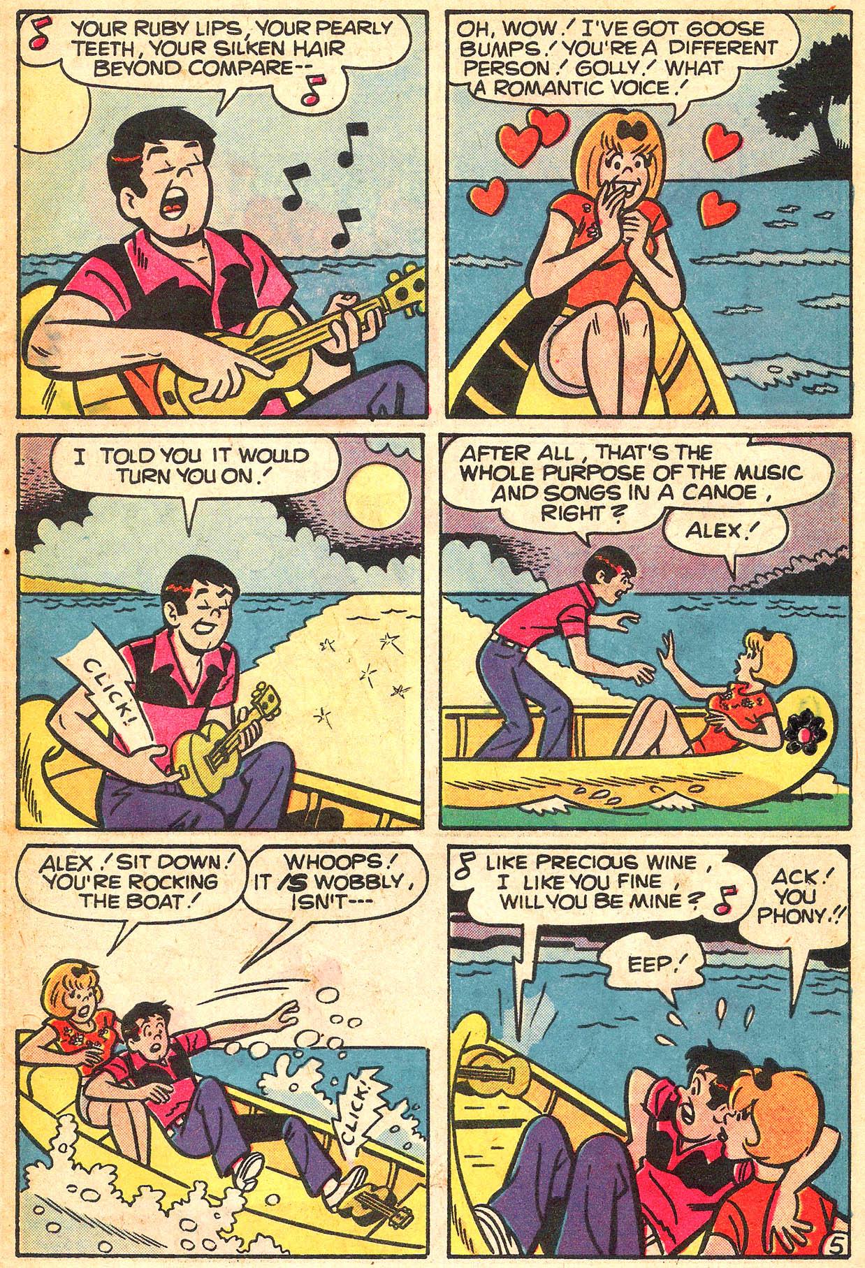 Read online She's Josie comic -  Issue #96 - 7