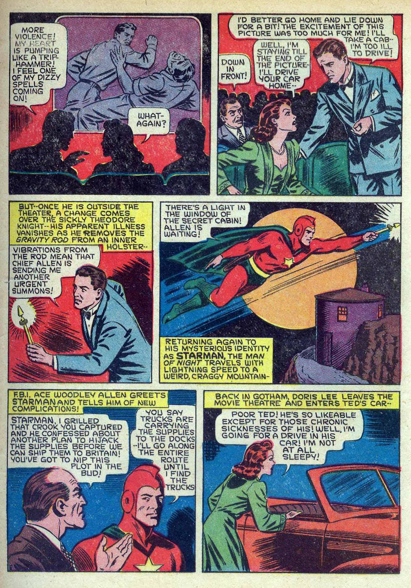 Read online Adventure Comics (1938) comic -  Issue #70 - 7