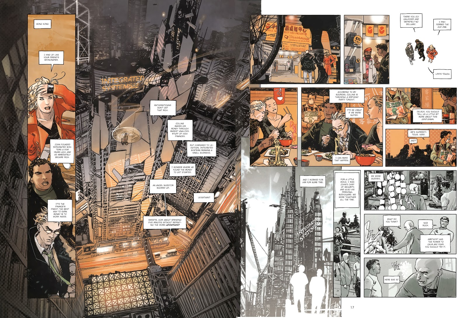 Read online Cutting Edge (2013) comic -  Issue #3 - 16