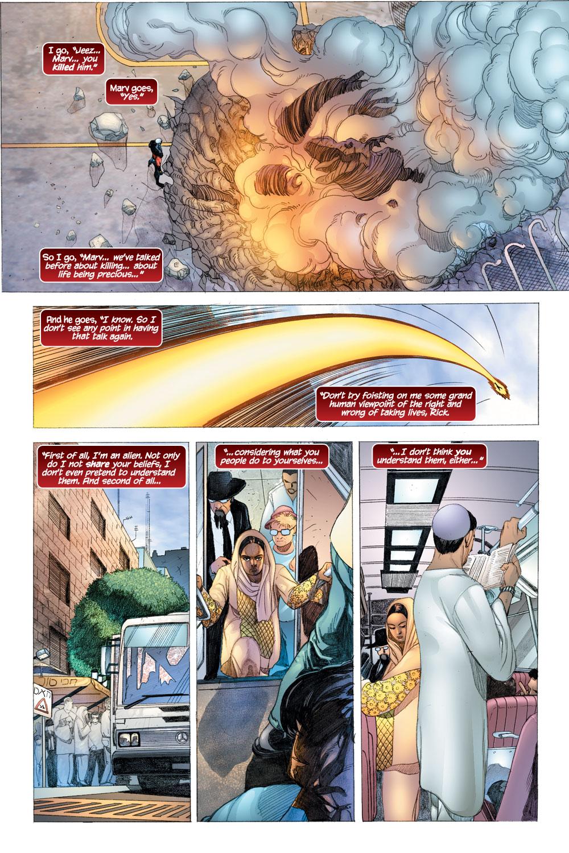 Captain Marvel (2002) Issue #1 #1 - English 10