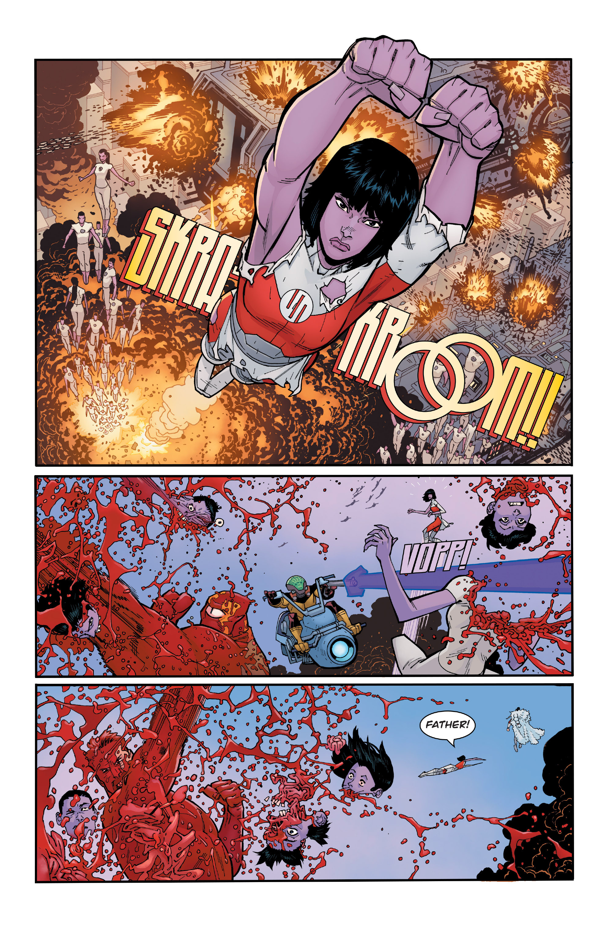 Read online Invincible comic -  Issue #136 - 16