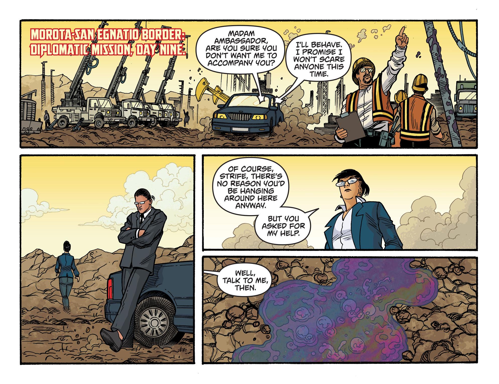 Read online Sensation Comics Featuring Wonder Woman comic -  Issue #44 - 20