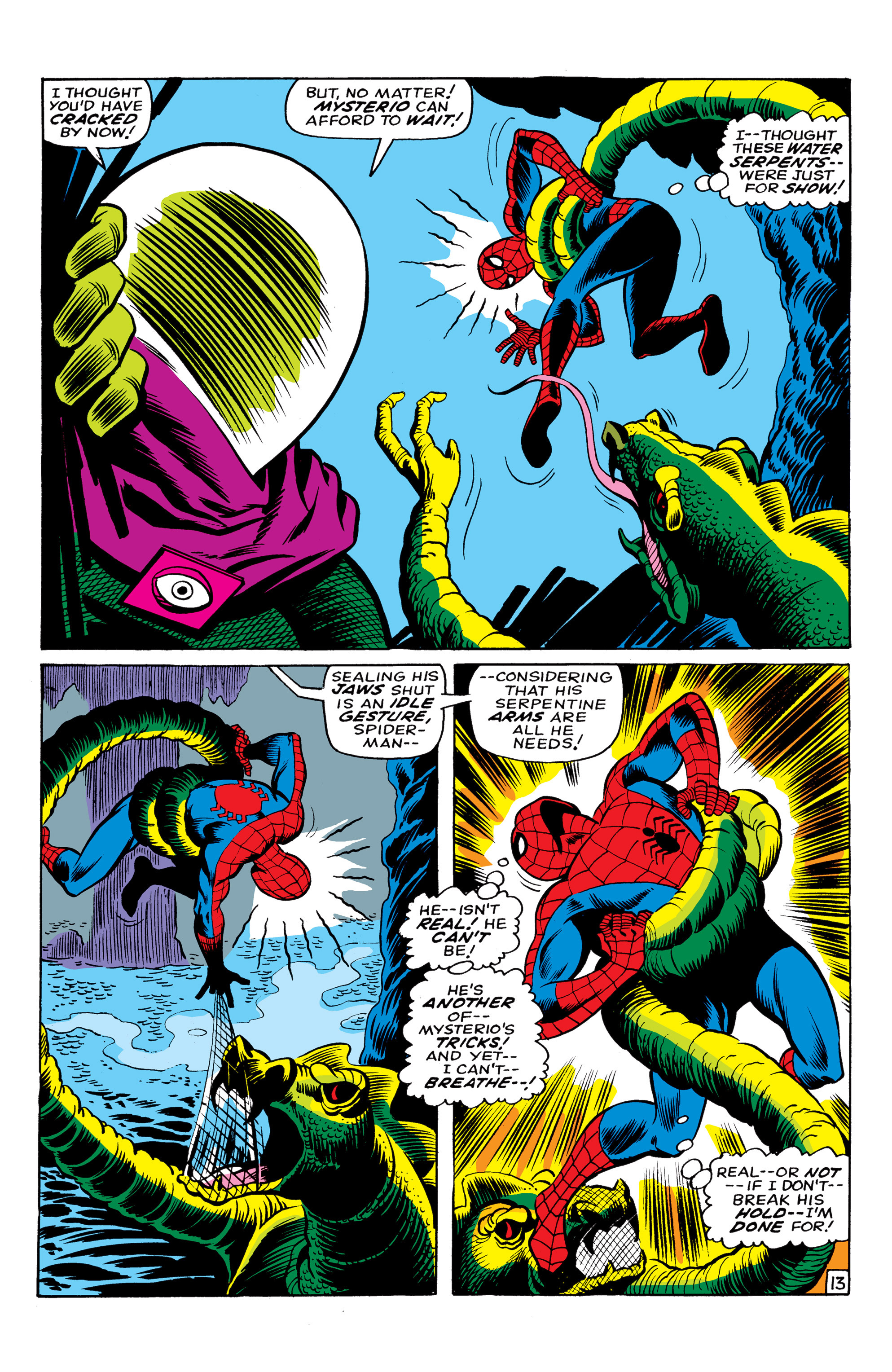 The Amazing Spider-Man (1963) 67 Page 13