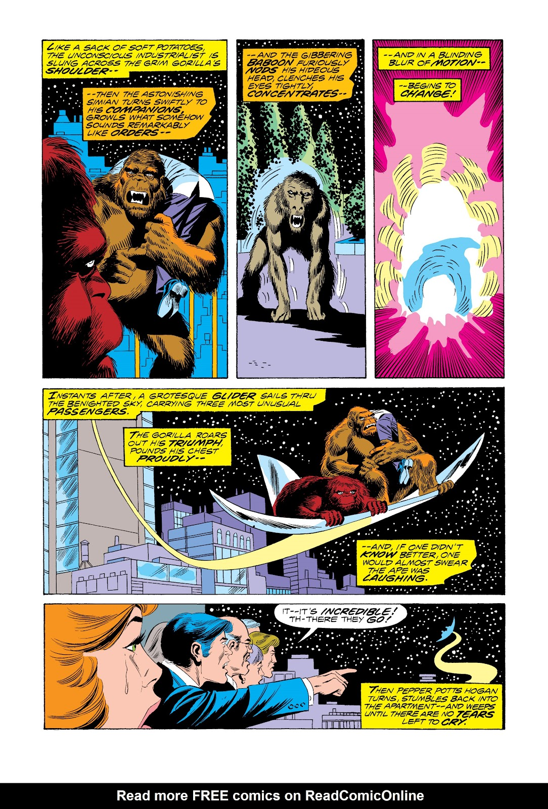 Read online Marvel Masterworks: The Invincible Iron Man comic -  Issue # TPB 11 (Part 1) - 25