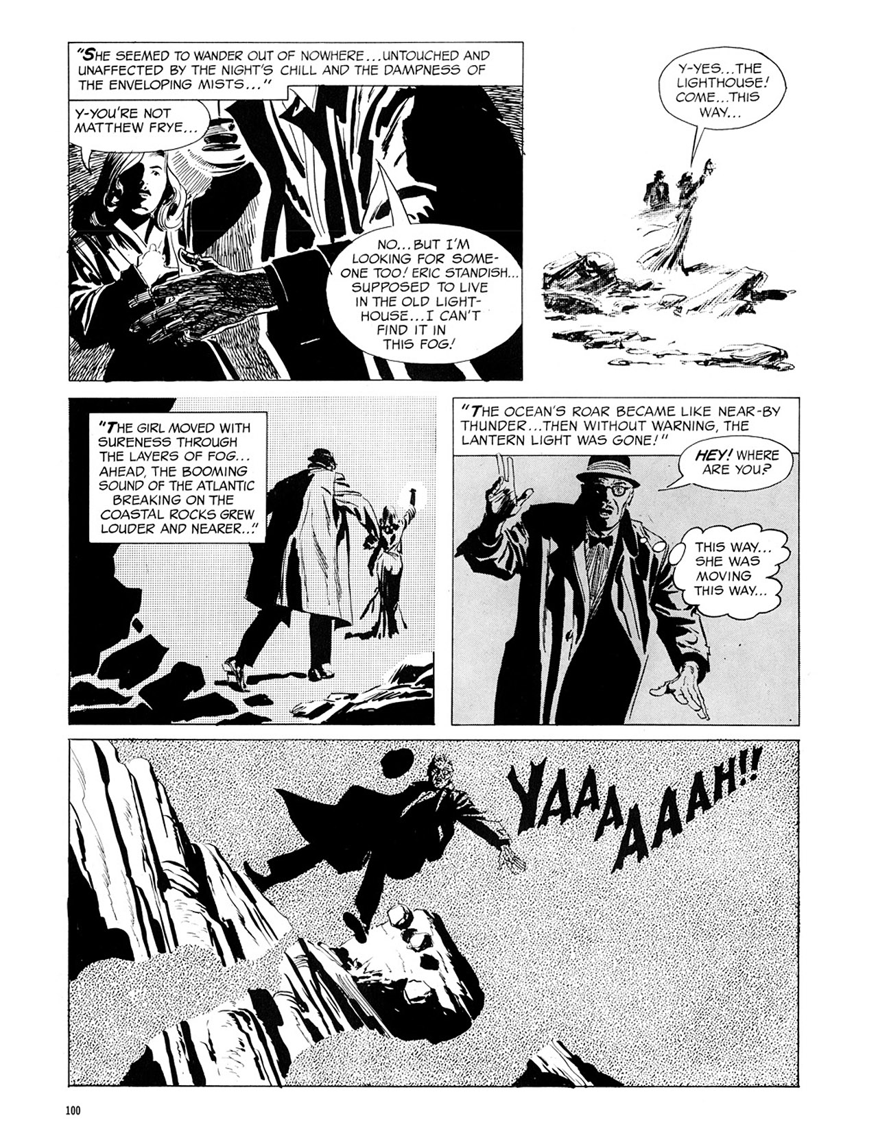 Read online Eerie Archives comic -  Issue # TPB 1 - 101