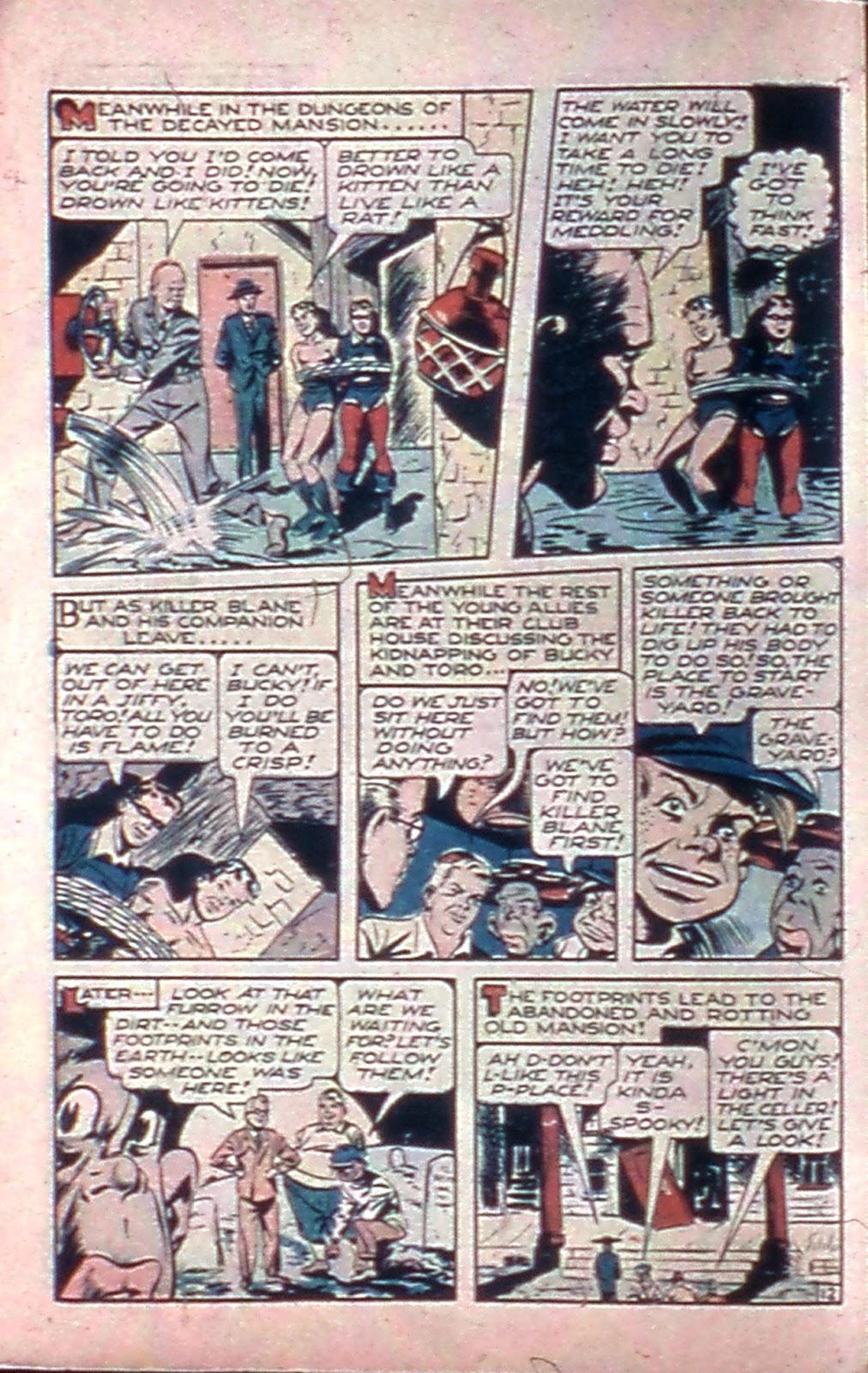 Read online Mystic Comics (1944) comic -  Issue #4 - 14