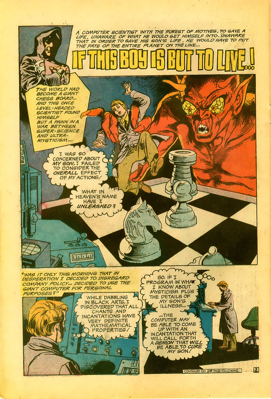 Weird Mystery Tales issue 7 - Page 22