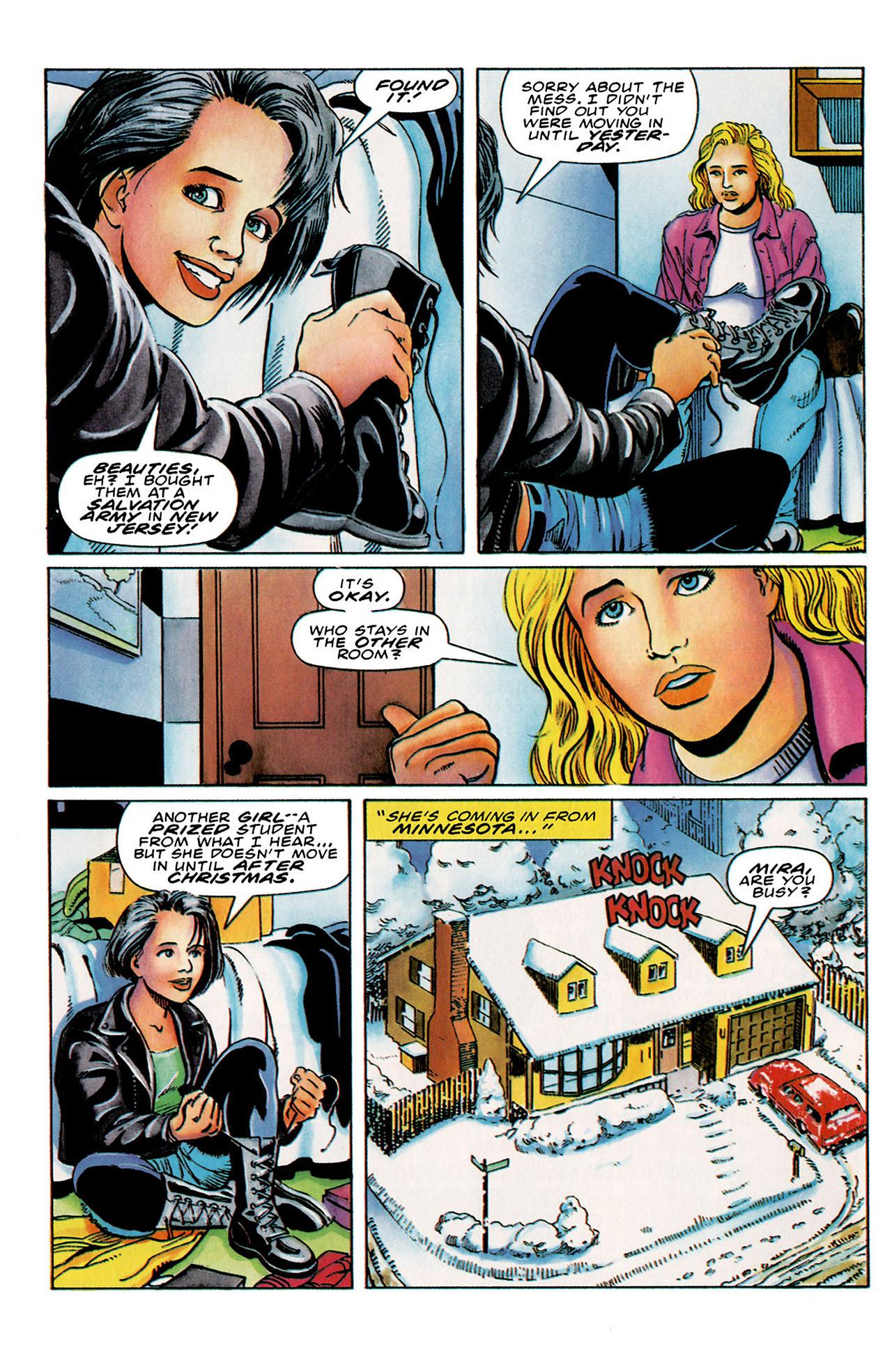 Read online Harbinger (1992) comic -  Issue #26 - 9