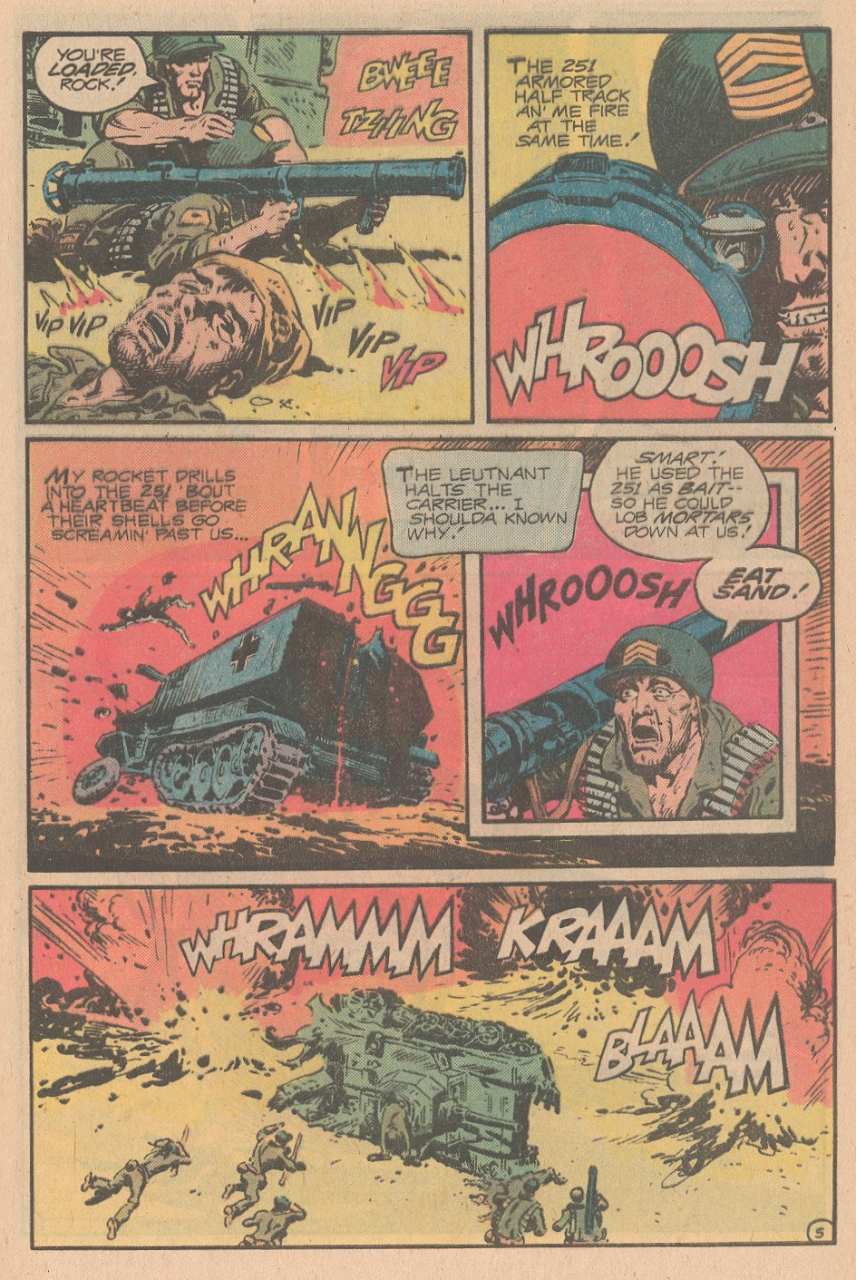 Sgt. Rock issue 351 - Page 6