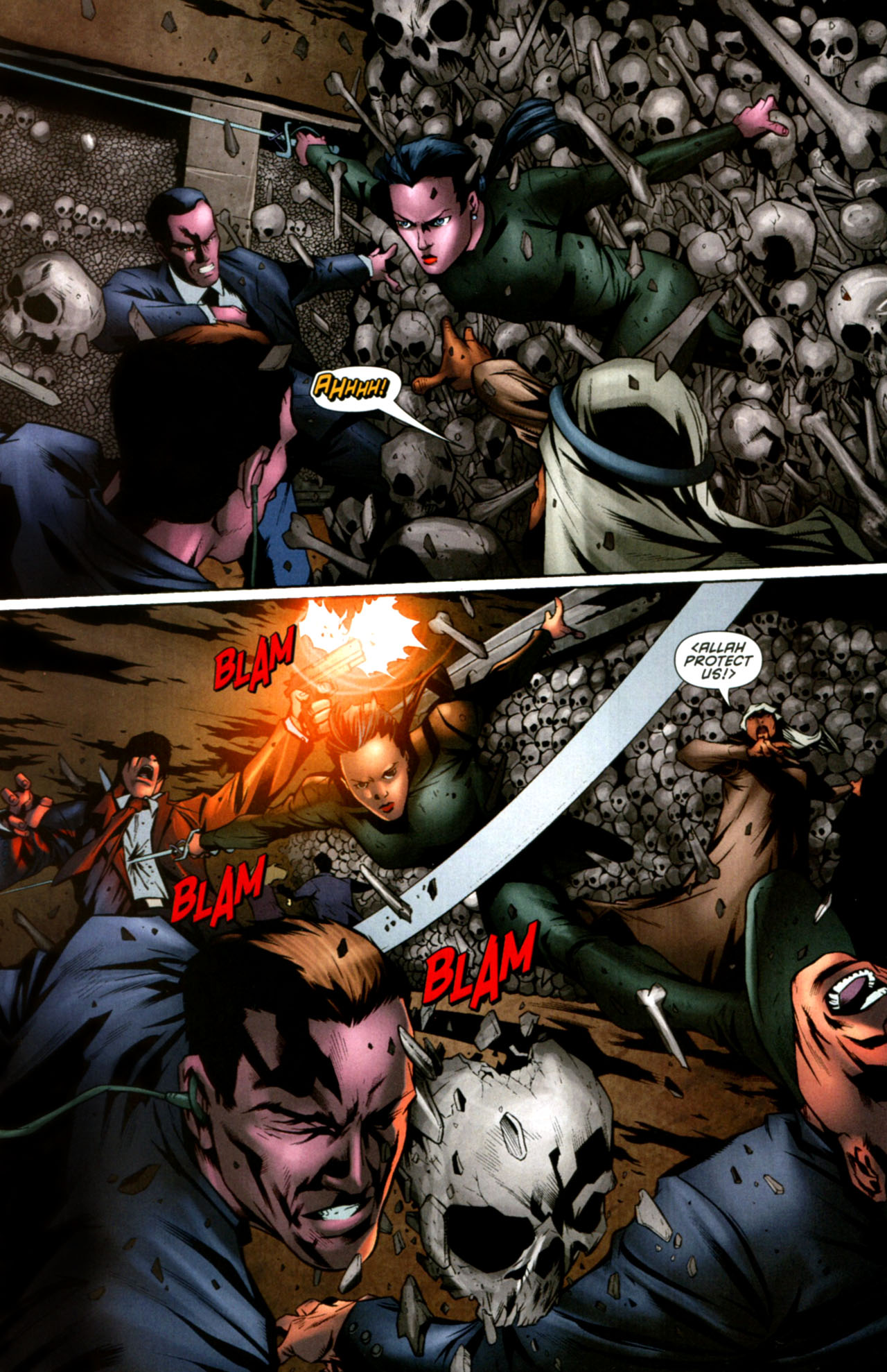 Read online Detective Comics (1937) comic -  Issue # _Annual 12 - 15