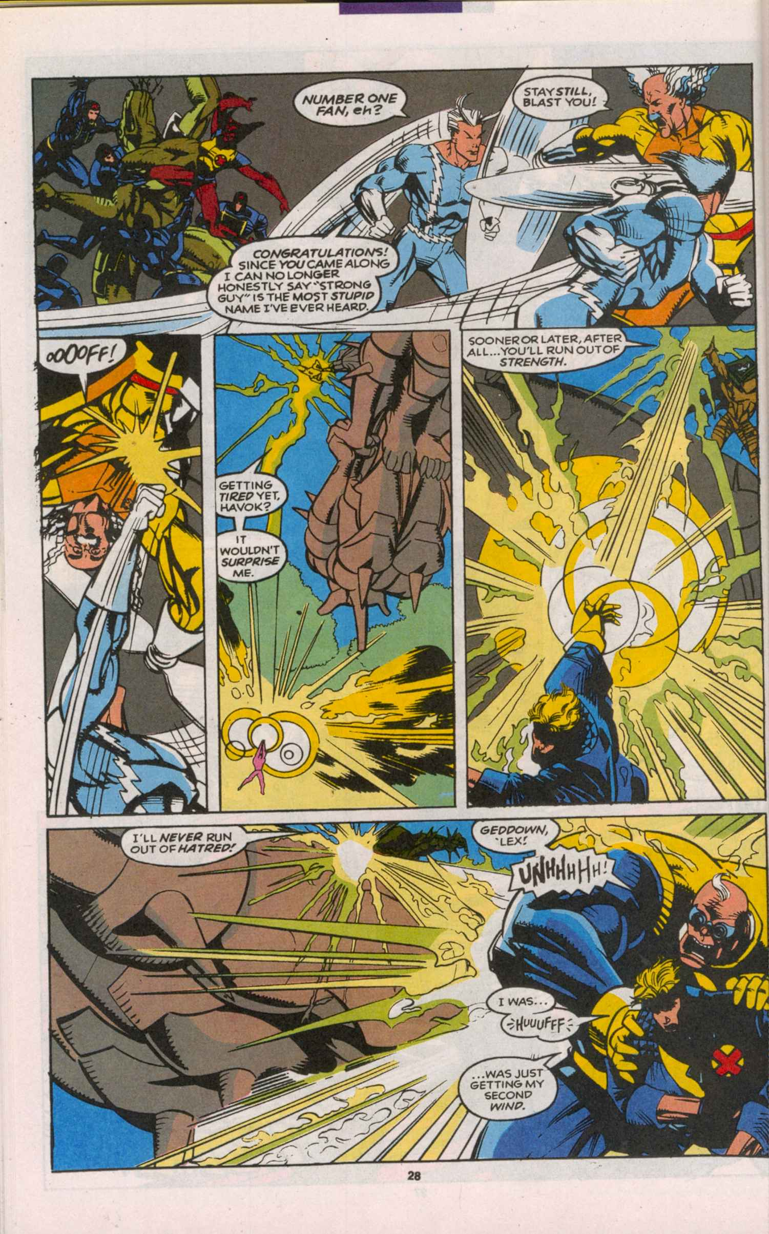 Read online X-Factor (1986) comic -  Issue # _ Annual 8 - 25