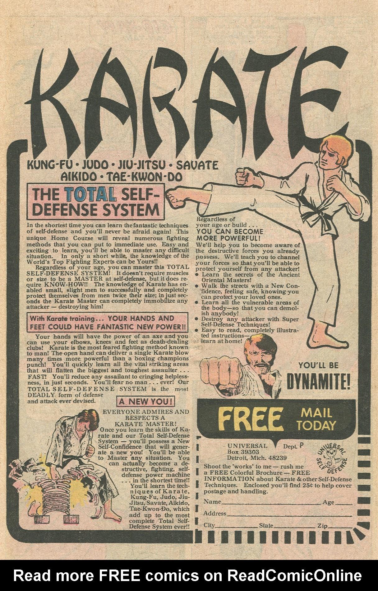 Read online Two-Gun Kid comic -  Issue #124 - 11