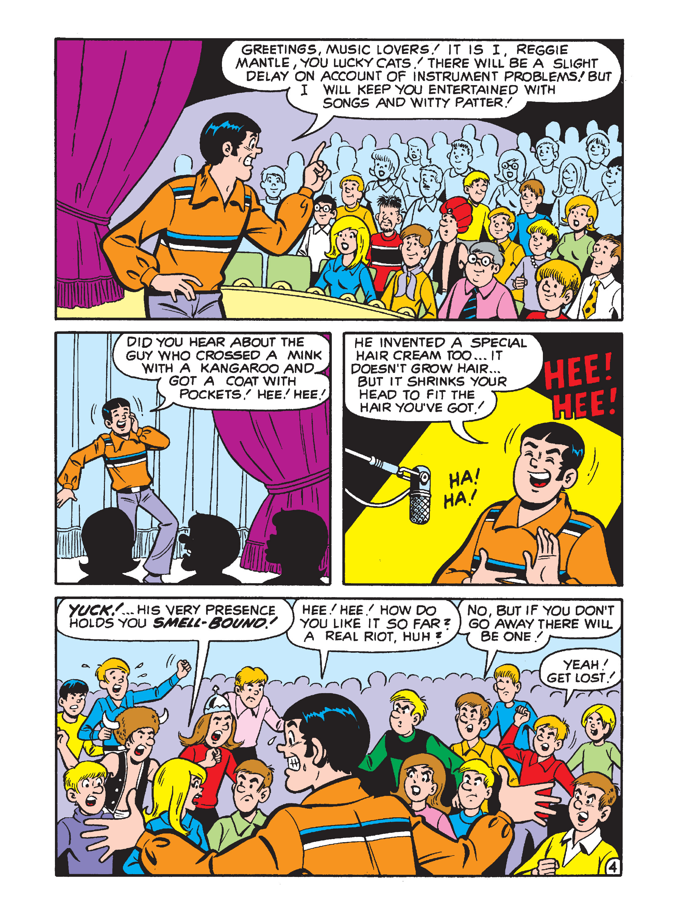 Read online Archie 1000 Page Comics Bonanza comic -  Issue #2 (Part 2) - 122