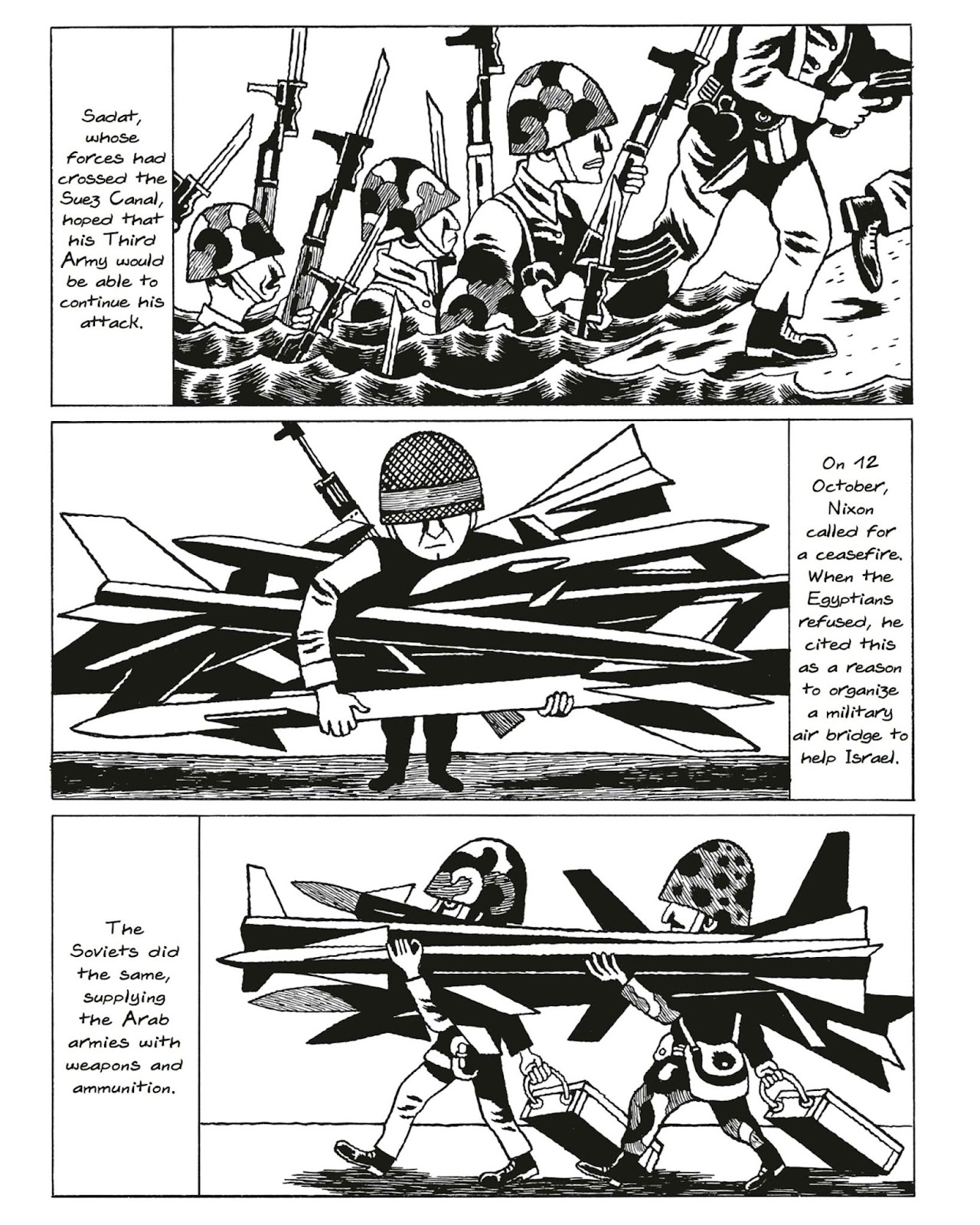 Best of Enemies: A History of US and Middle East Relations issue TPB_2 - Page 48