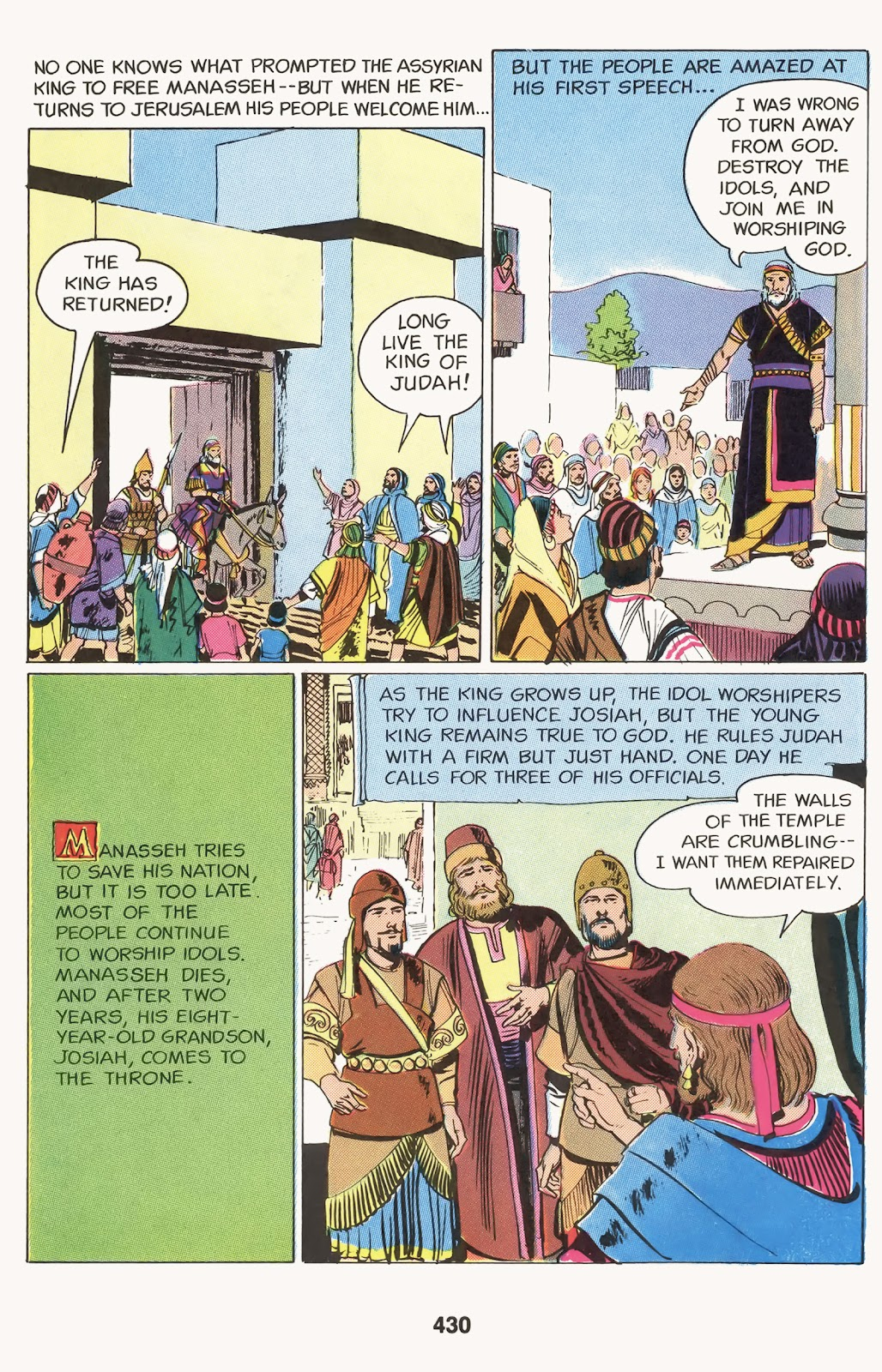 The Picture Bible issue TPB (Part 5) - Page 33