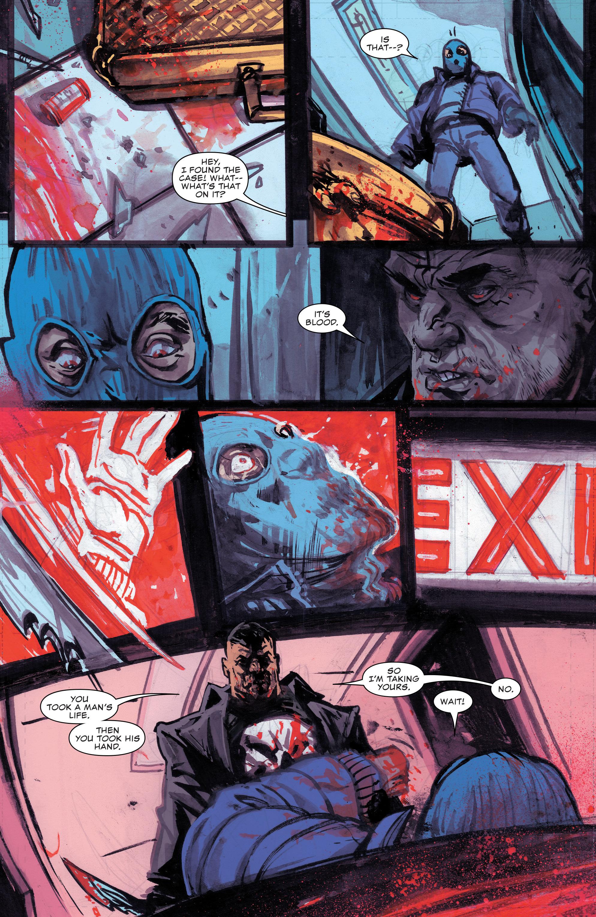 Read online Civil War II: Choosing Sides comic -  Issue #4 - 6