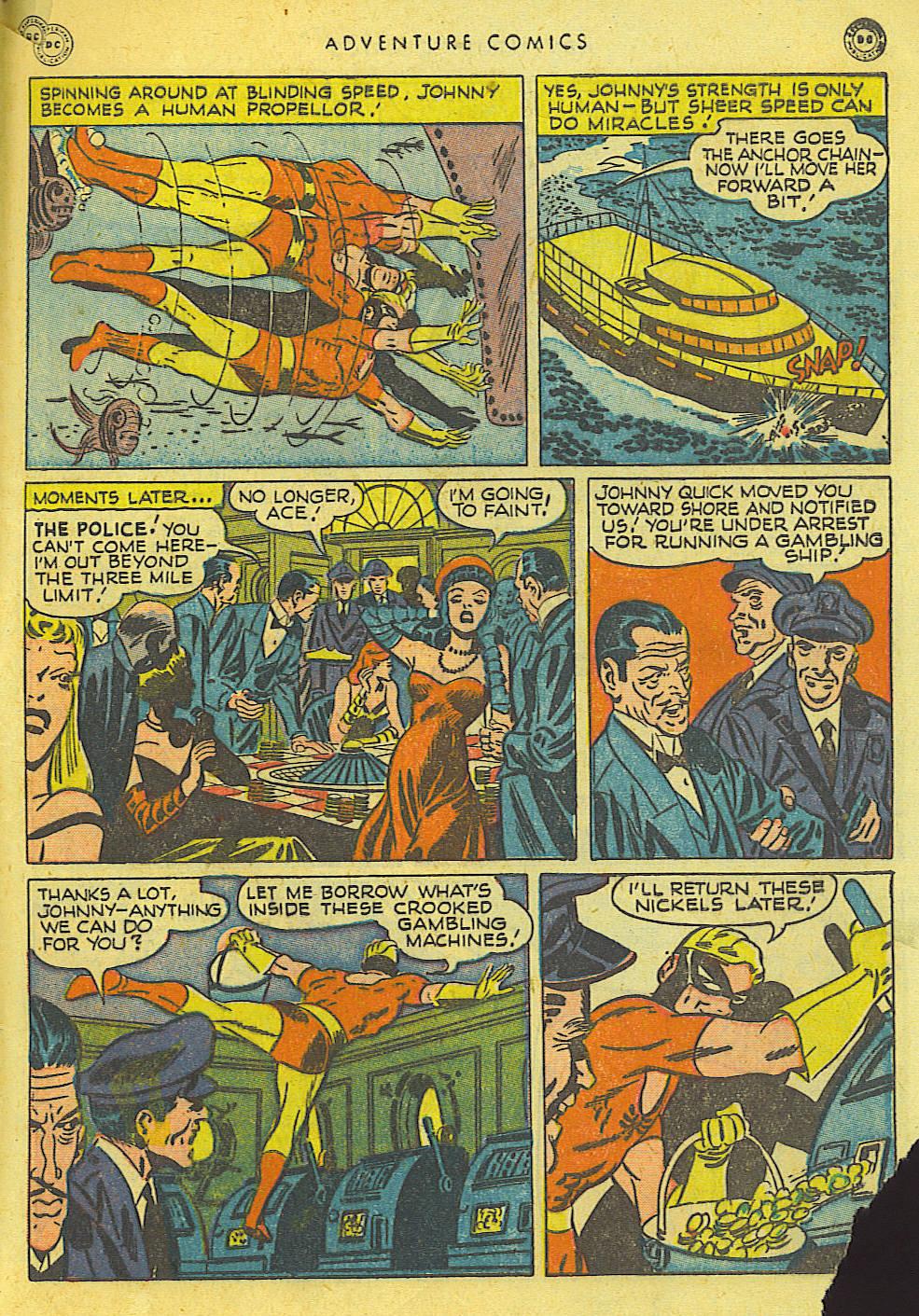 Read online Adventure Comics (1938) comic -  Issue #127 - 38