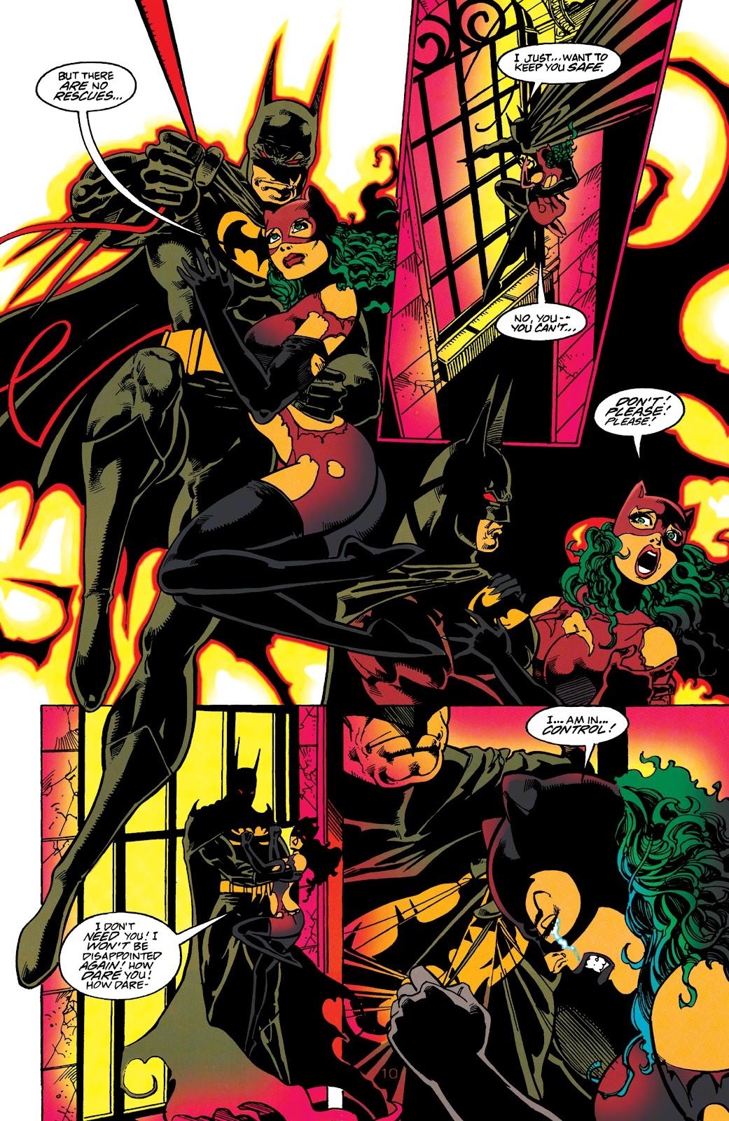 Catwoman (1993) Issue #60 #65 - English 11