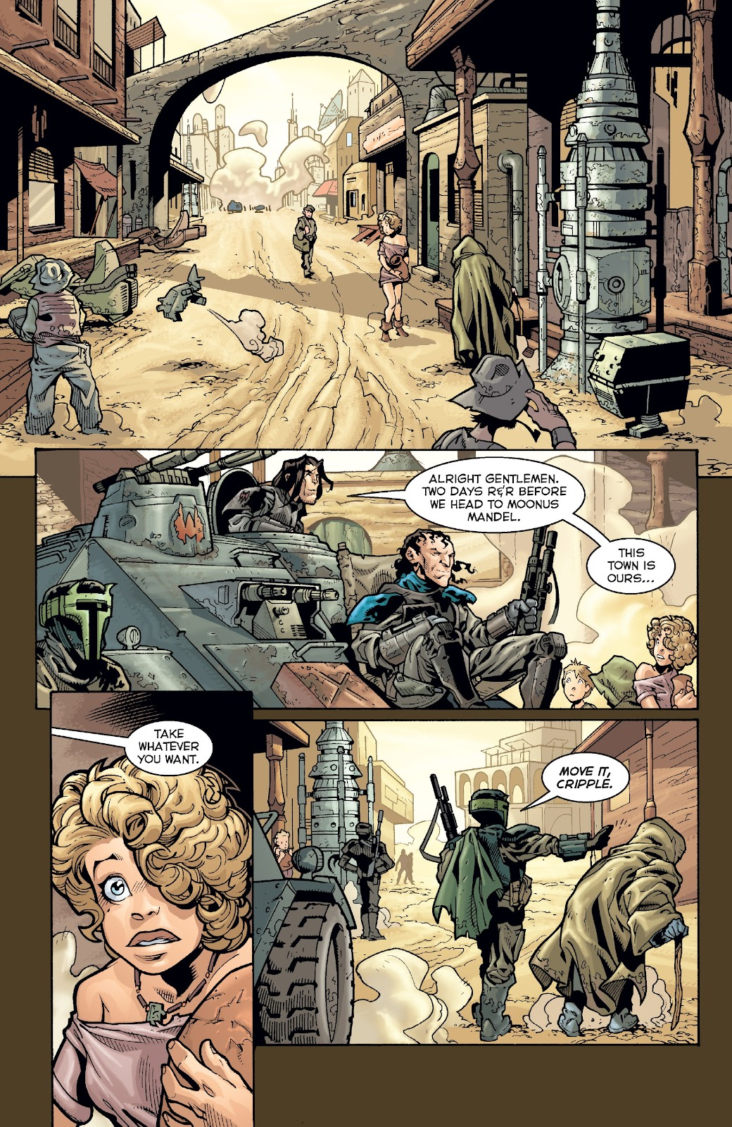 Read online Star Wars Legends Epic Collection: The Menace Revealed comic -  Issue # TPB (Part 1) - 21