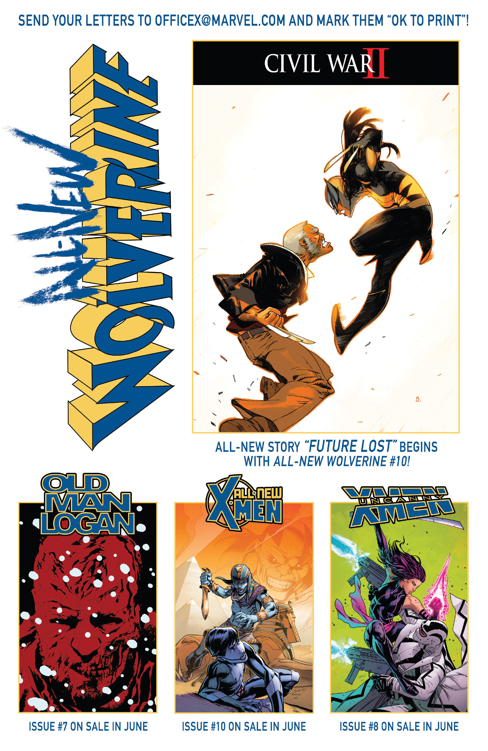 Read online All-New Wolverine (2016) comic -  Issue #9 - 24