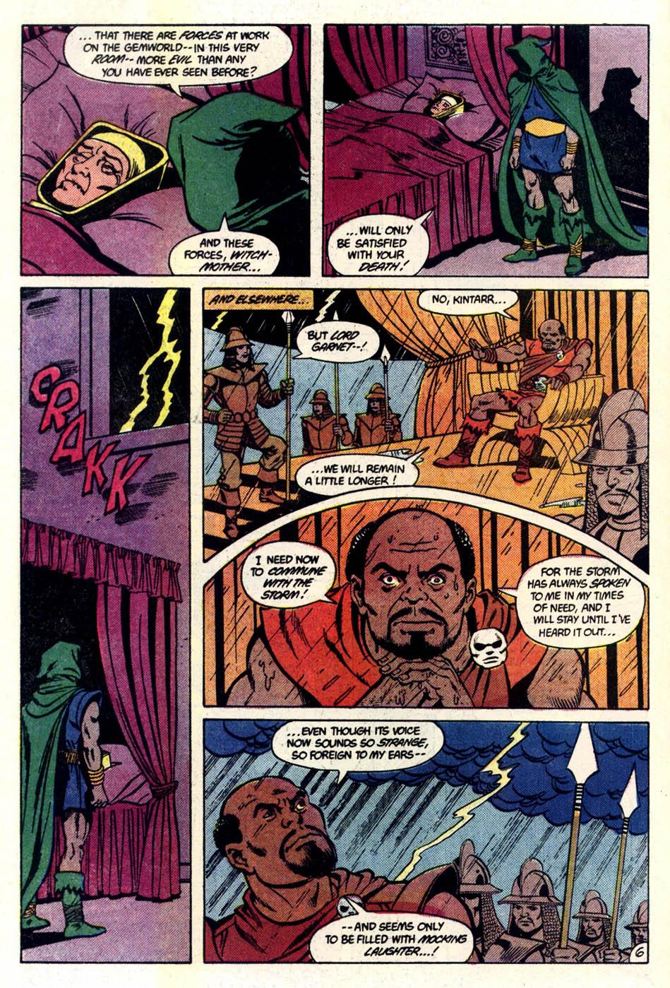 Read online Amethyst (1985) comic -  Issue #4 - 7