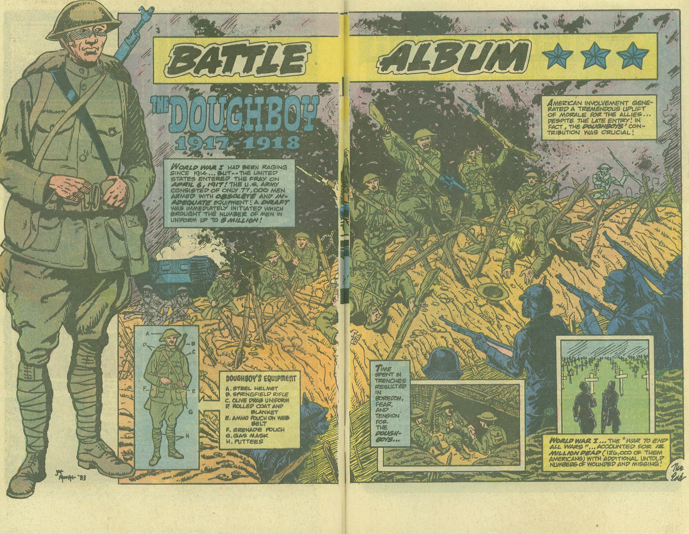 Read online Sgt. Rock comic -  Issue #392 - 22