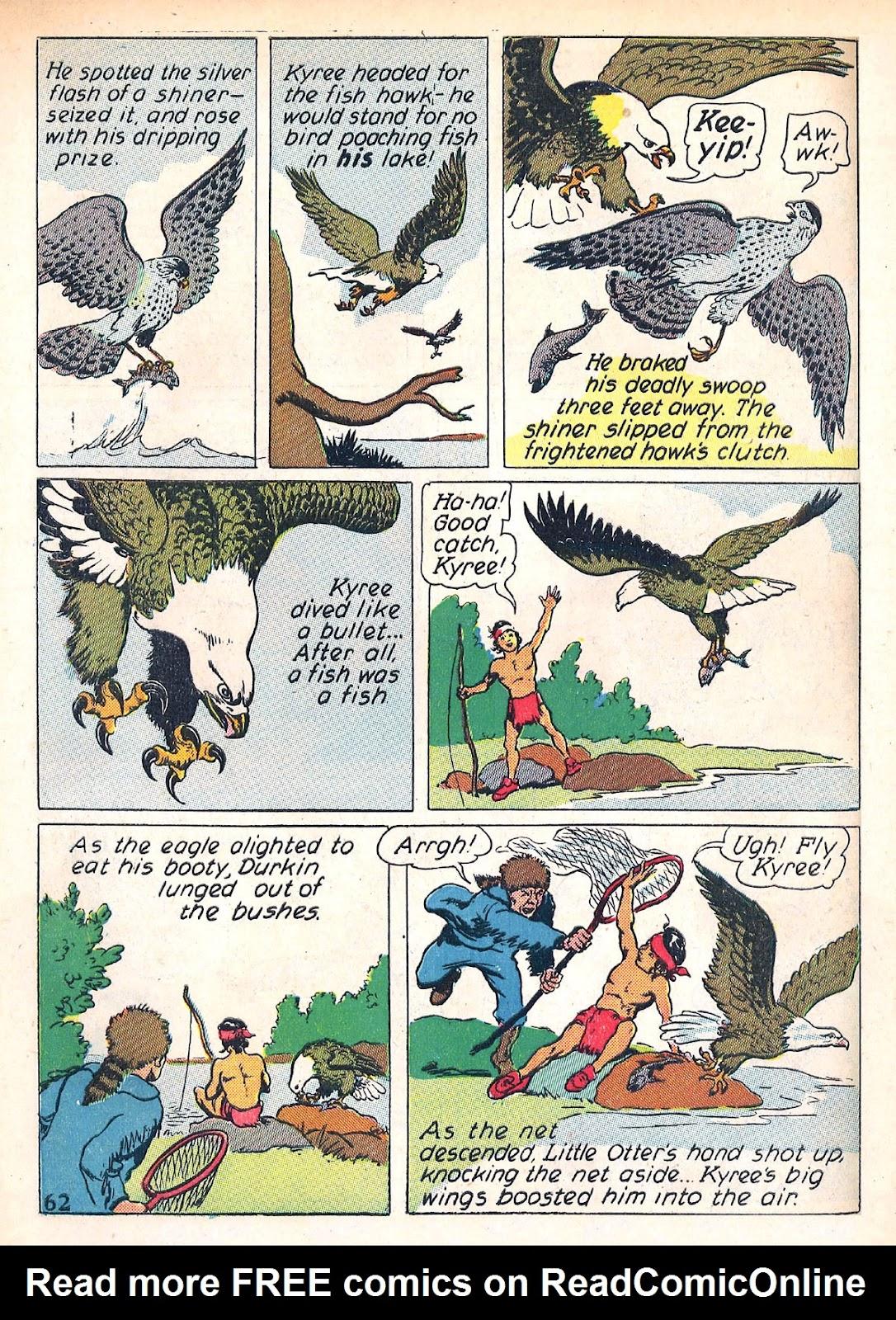 Read online Animal Comics comic -  Issue #4 - 65