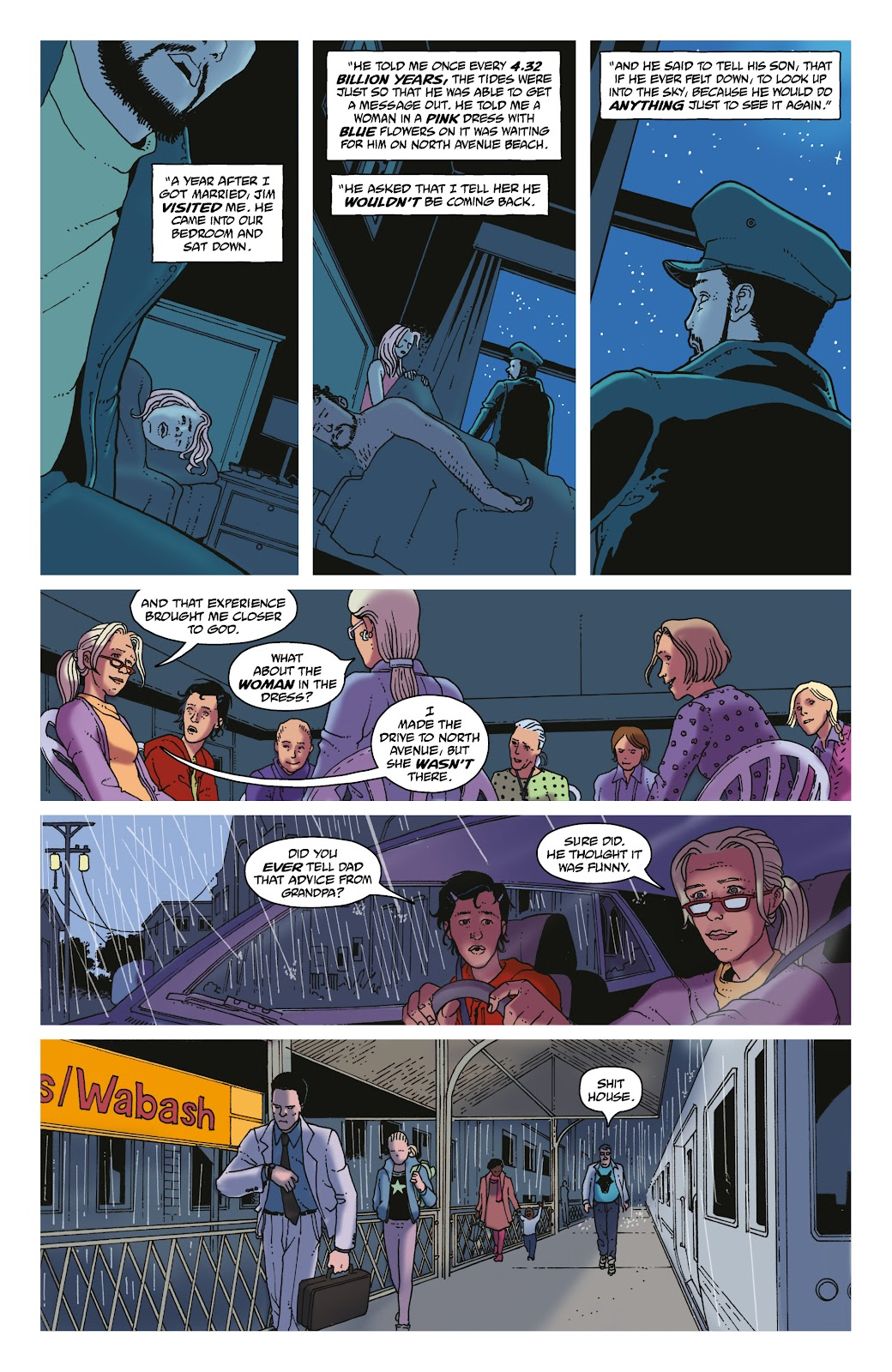 Read online She Could Fly comic -  Issue # _TPB - 98