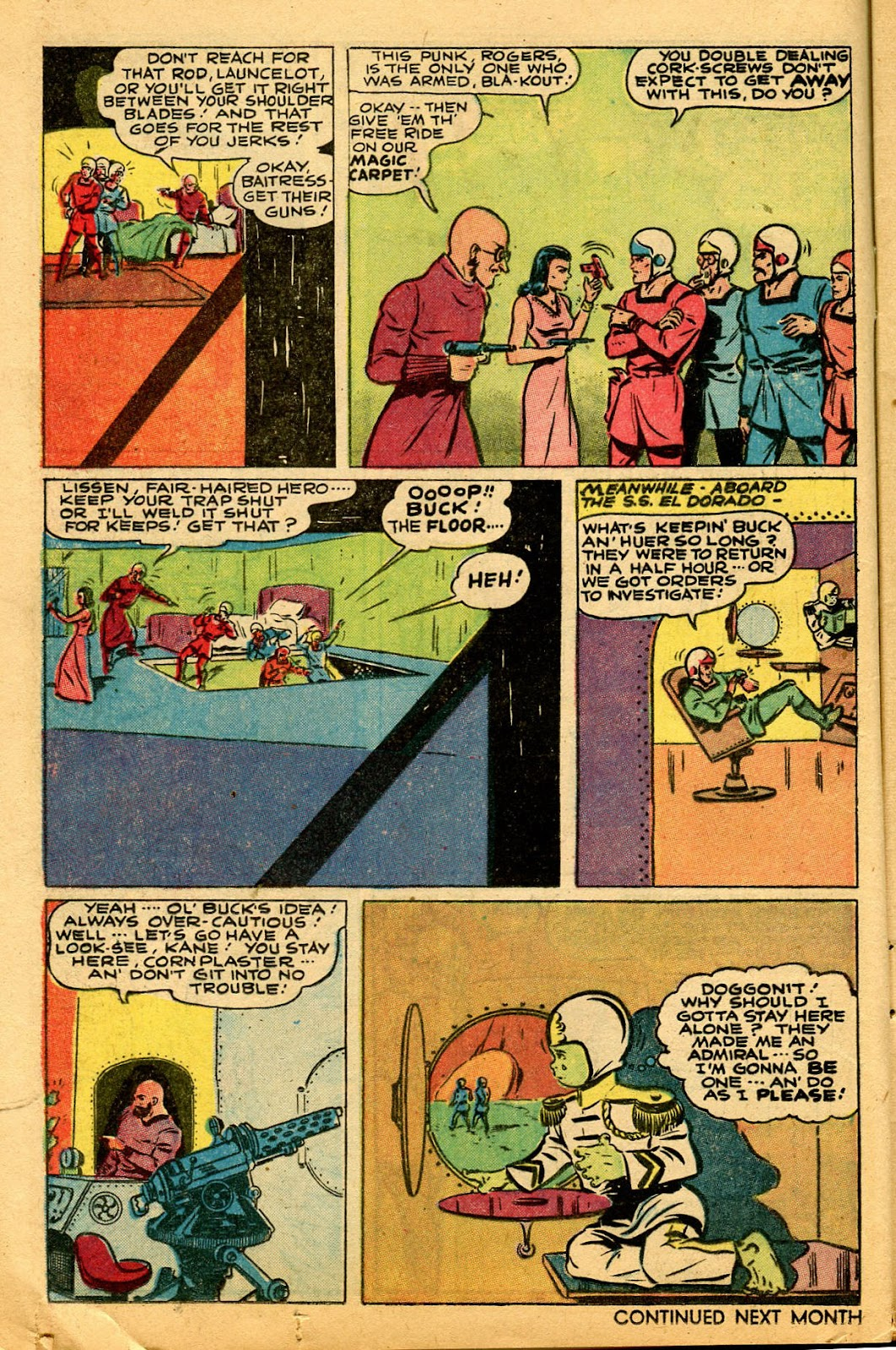 Read online Famous Funnies comic -  Issue #159 - 16