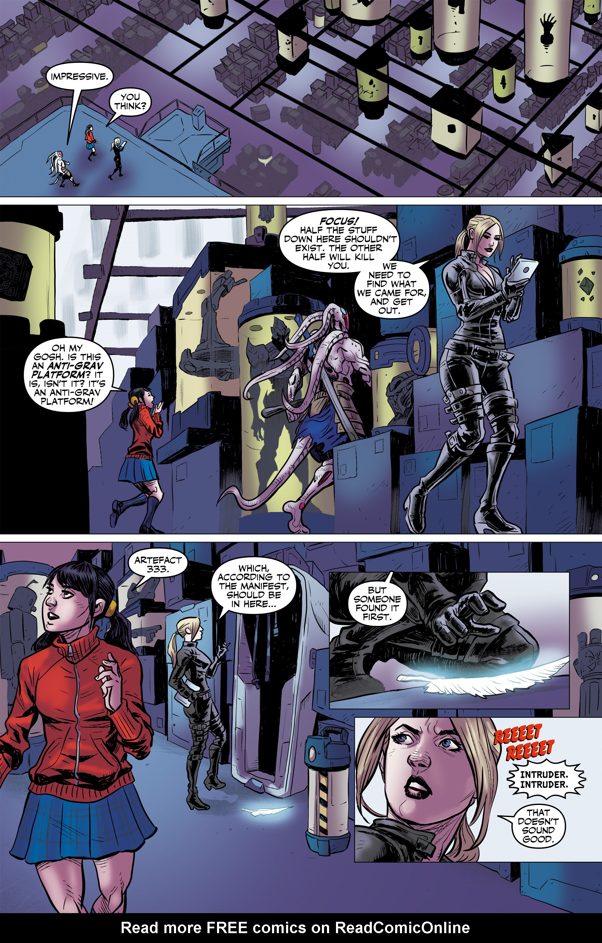 Read online Tekken comic -  Issue #2 - 26