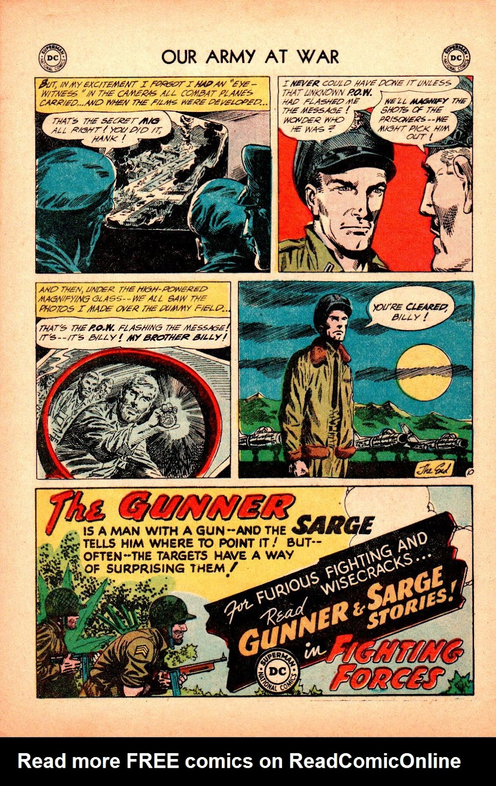 Our Army at War (1952) issue 101 - Page 32