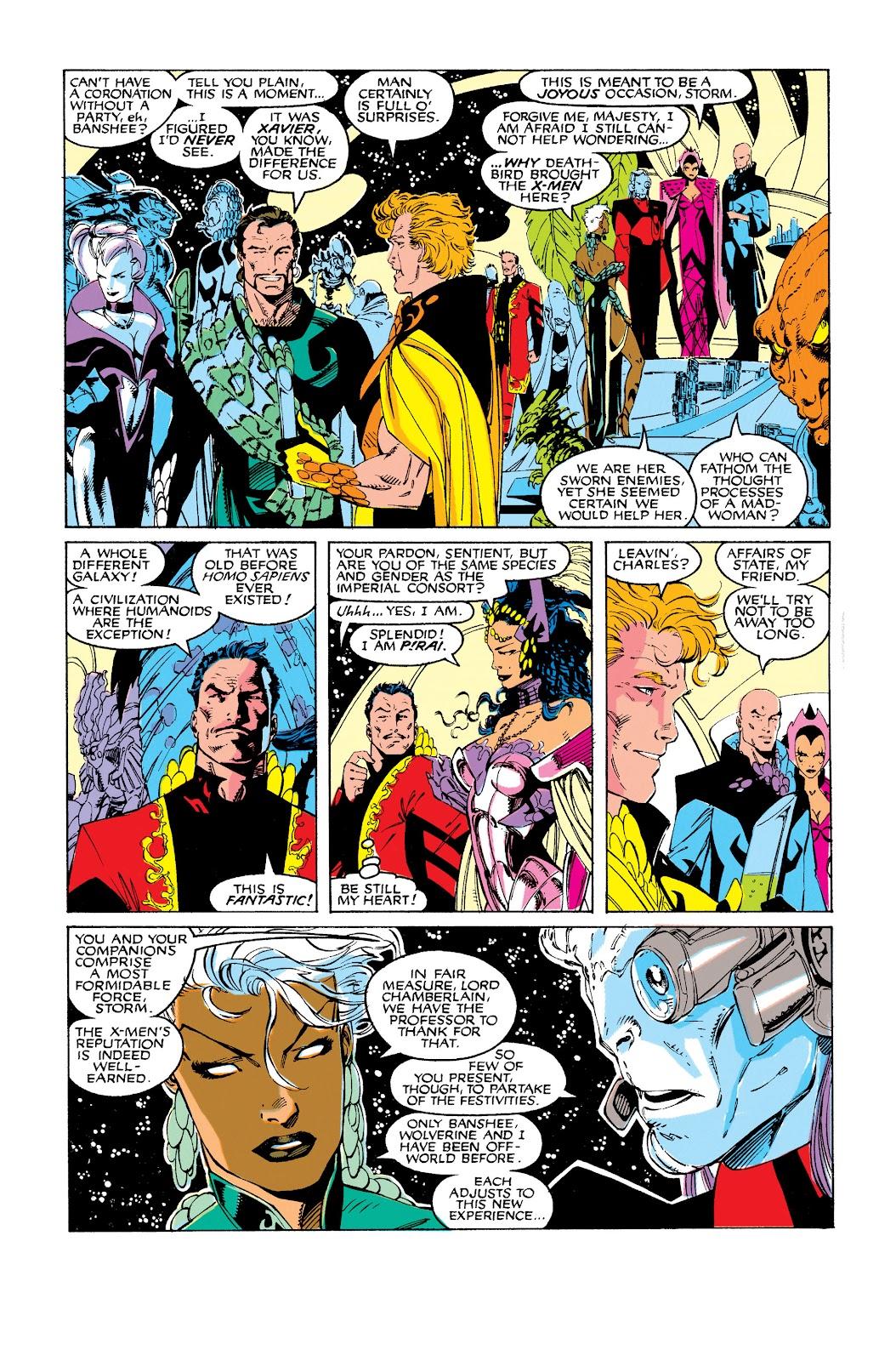 Uncanny X-Men (1963) issue 275 - Page 35