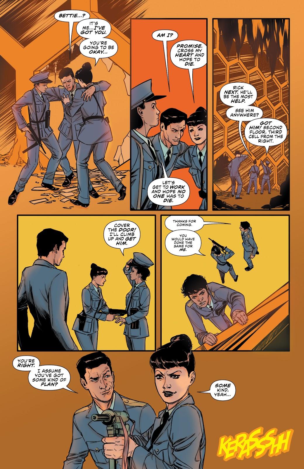 Read online Bettie Page: Unbound comic -  Issue #10 - 13