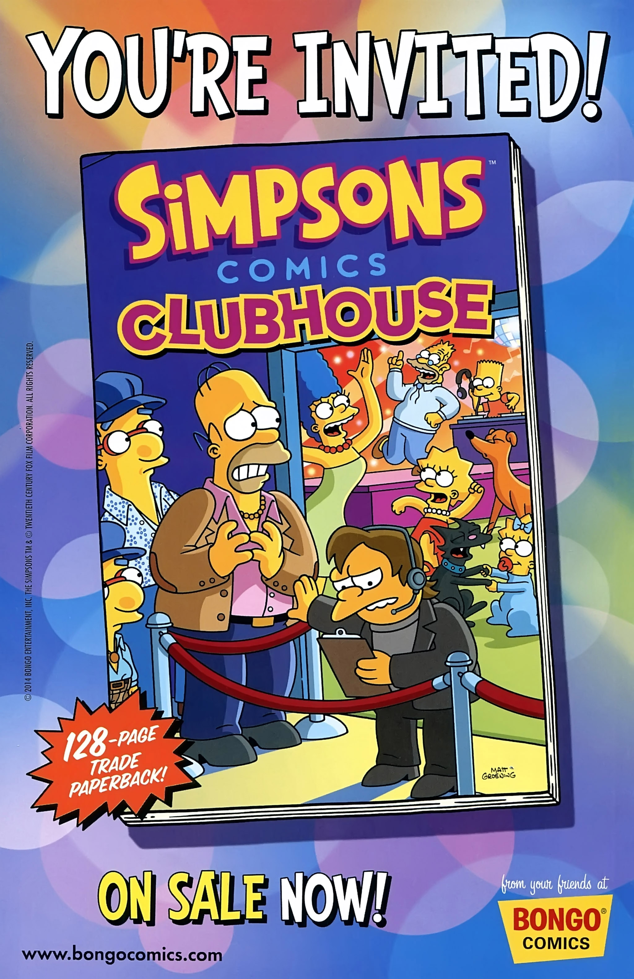 Read online Simpsons Comics Presents Bart Simpson comic -  Issue #95 - 27