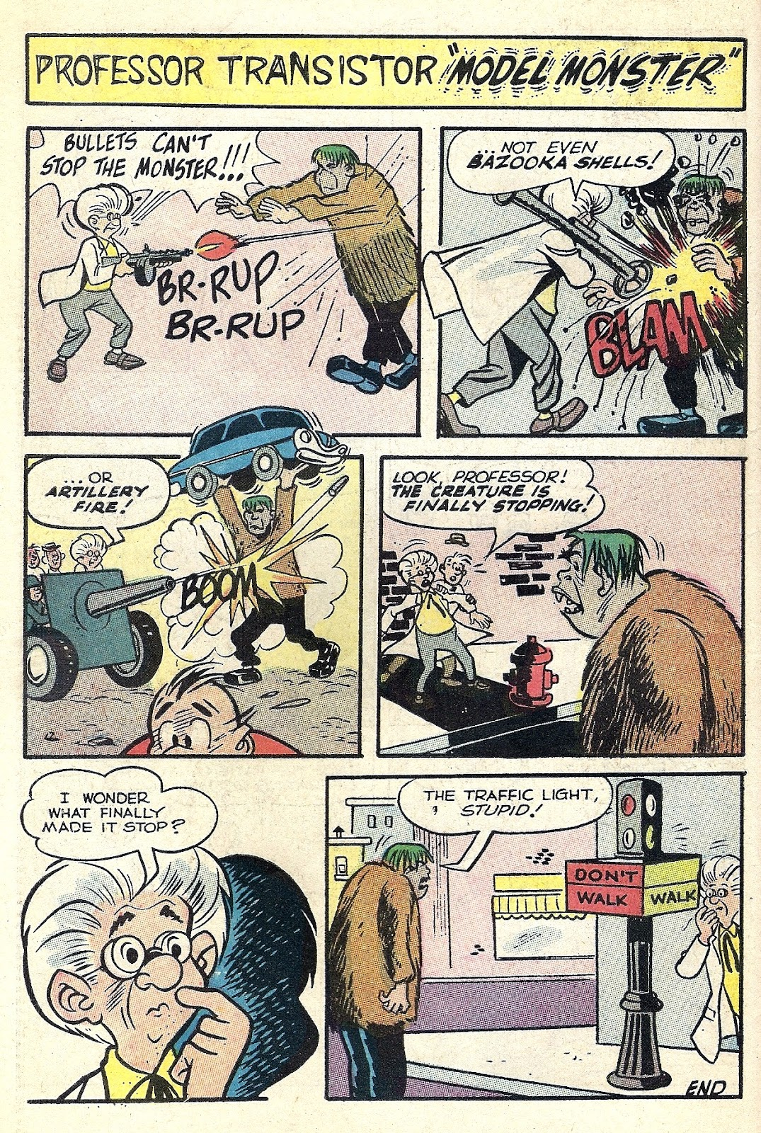 Archie's Madhouse issue Annual 6 - Page 34