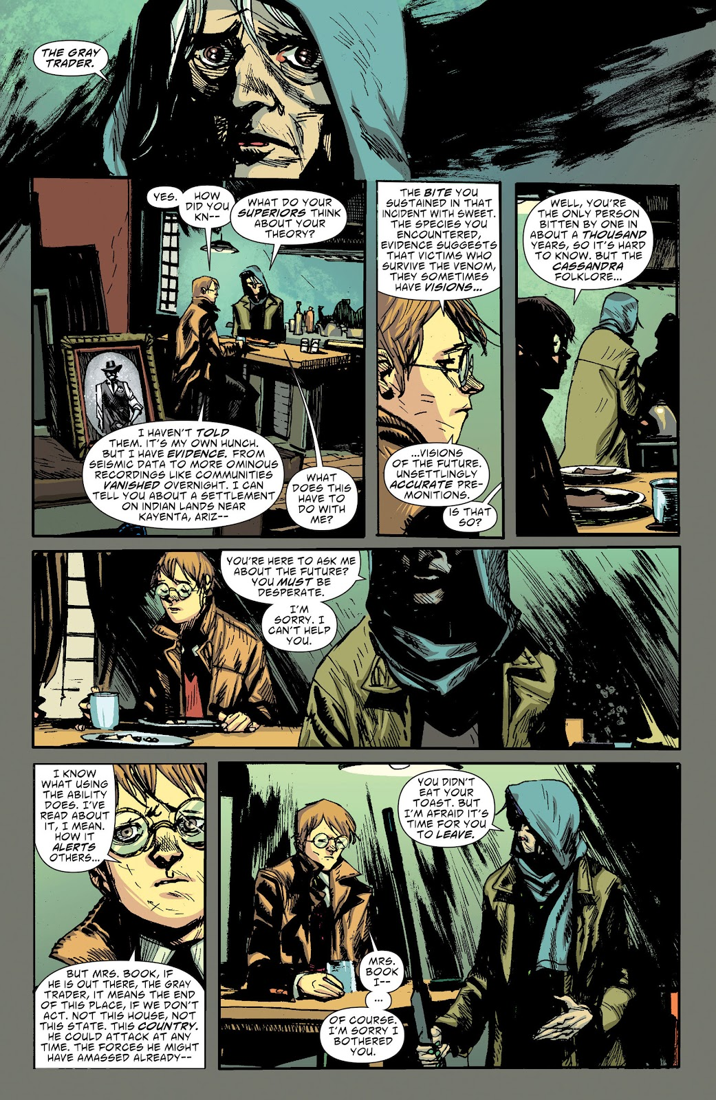 American Vampire issue 34 - Page 11