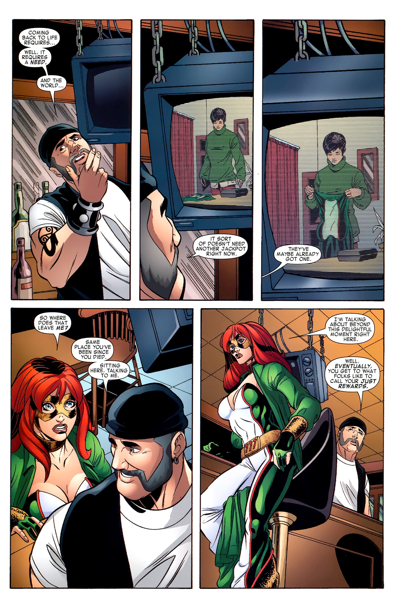 Read online Amazing Spider-Man Family comic -  Issue #6 - 19