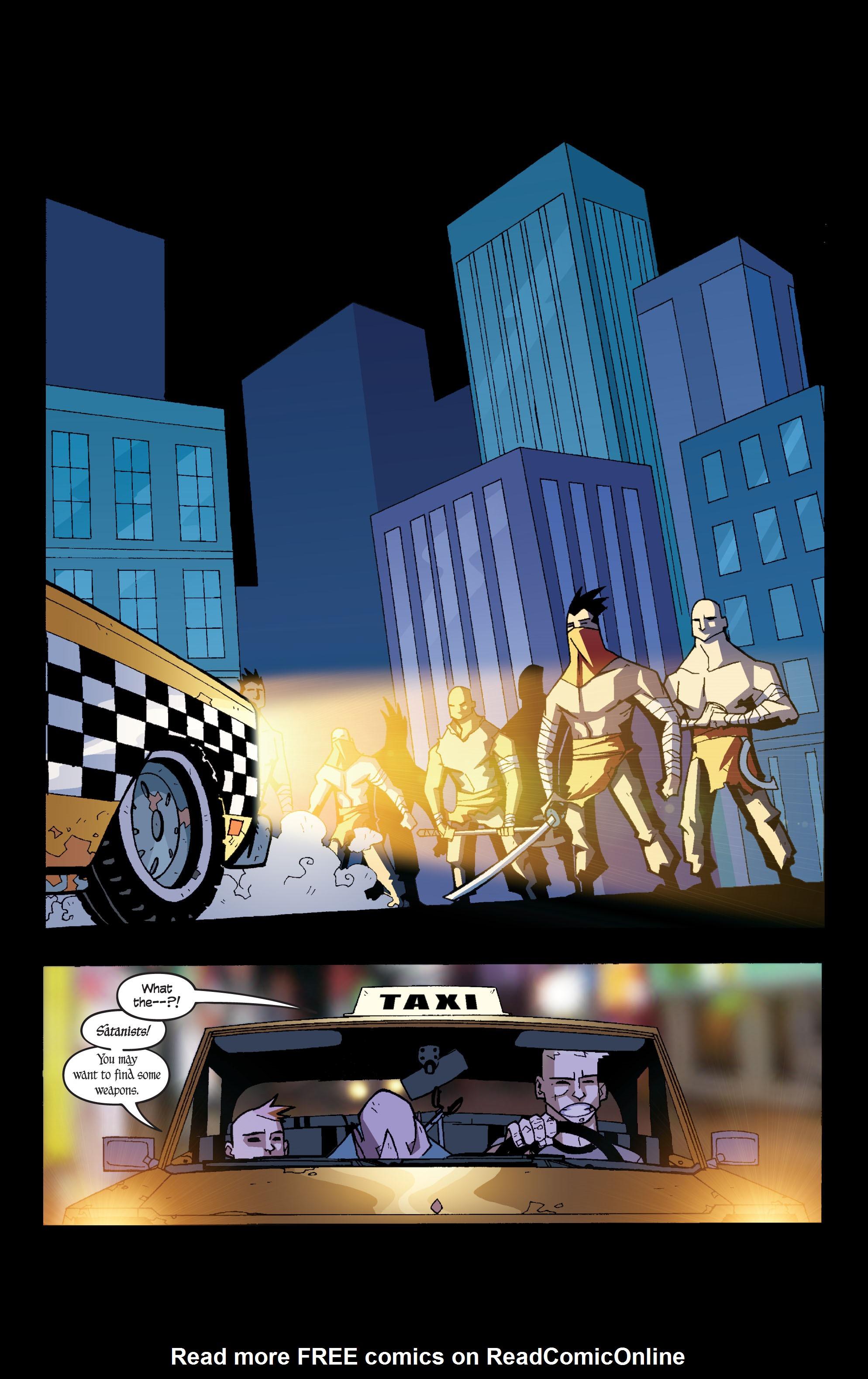 Read online Killer Of Demons comic -  Issue #2 - 24