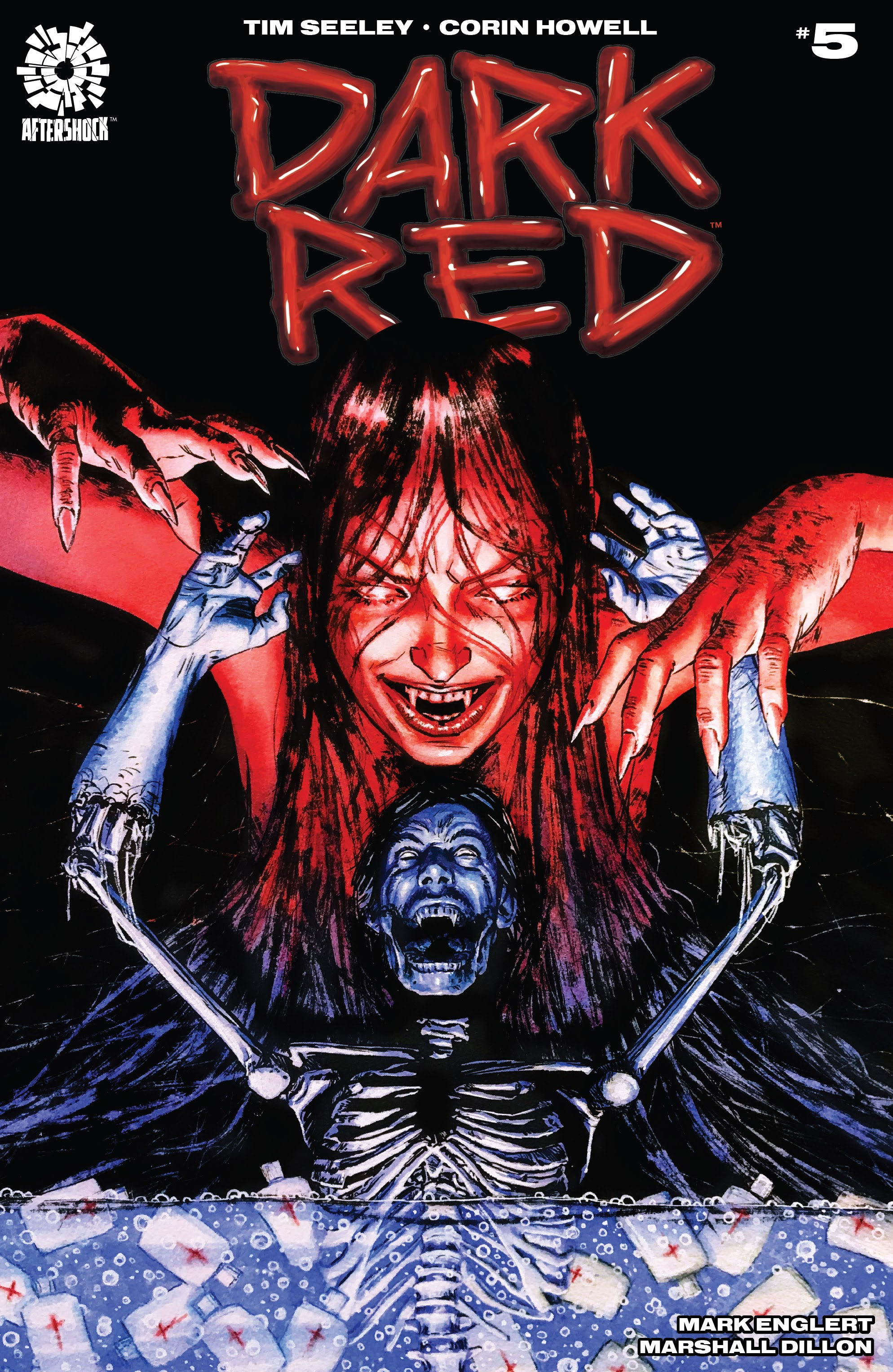 Read online Dark Red comic -  Issue #5 - 1