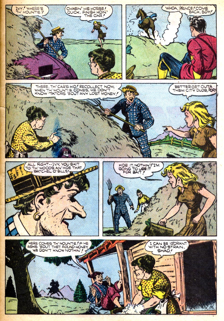 Four Color Comics issue 283 - Page 41
