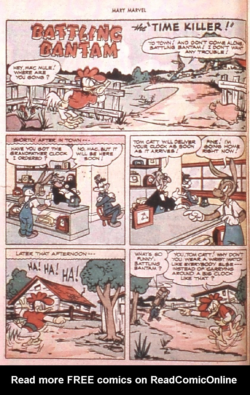Mary Marvel issue 25 - Page 12