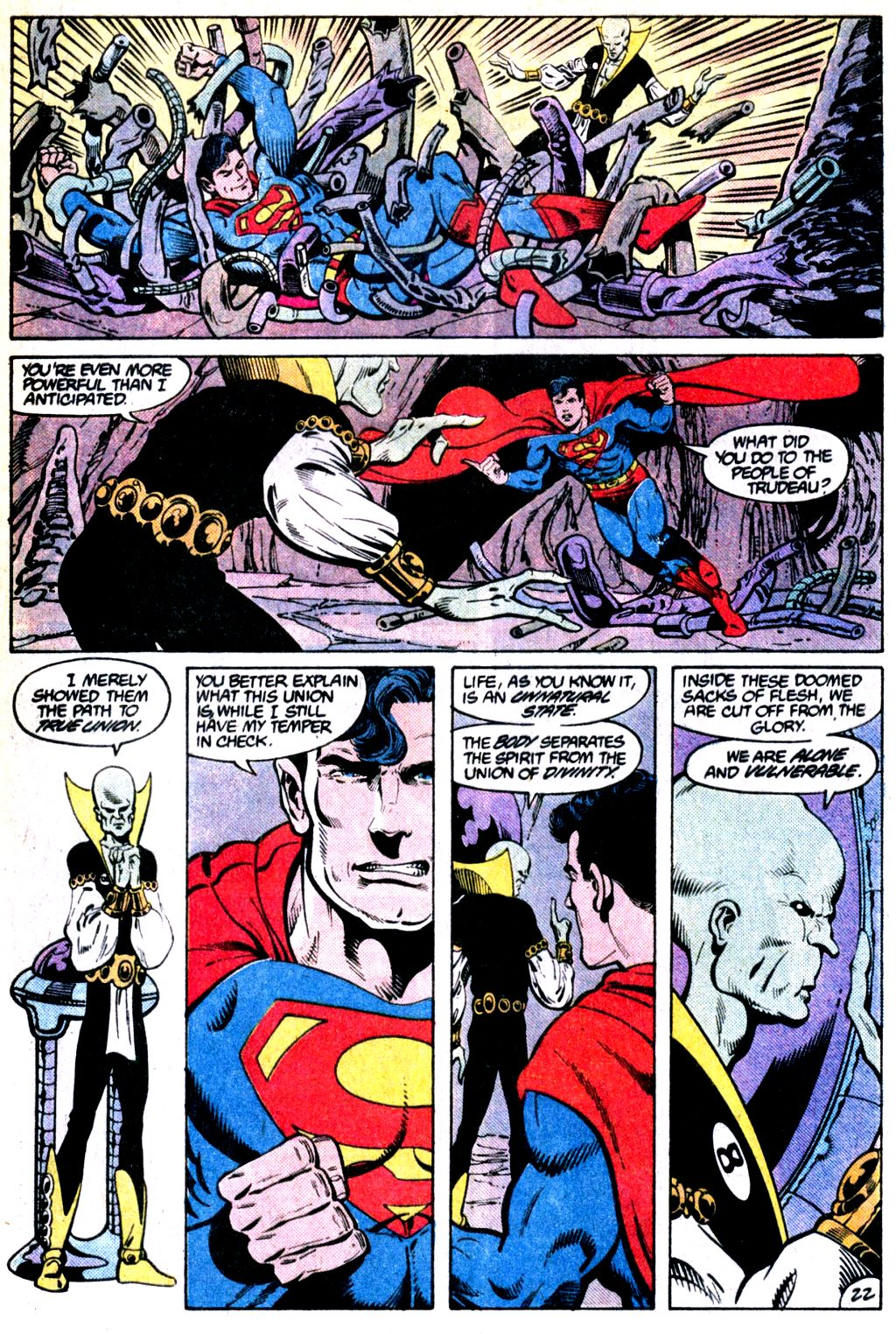 Read online Adventures of Superman (1987) comic -  Issue #Adventures of Superman (1987) _Annual 1 - 23