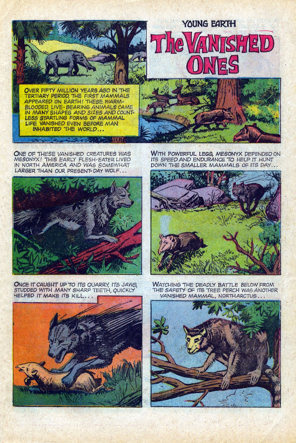 Read online Turok, Son of Stone comic -  Issue #66 - 13