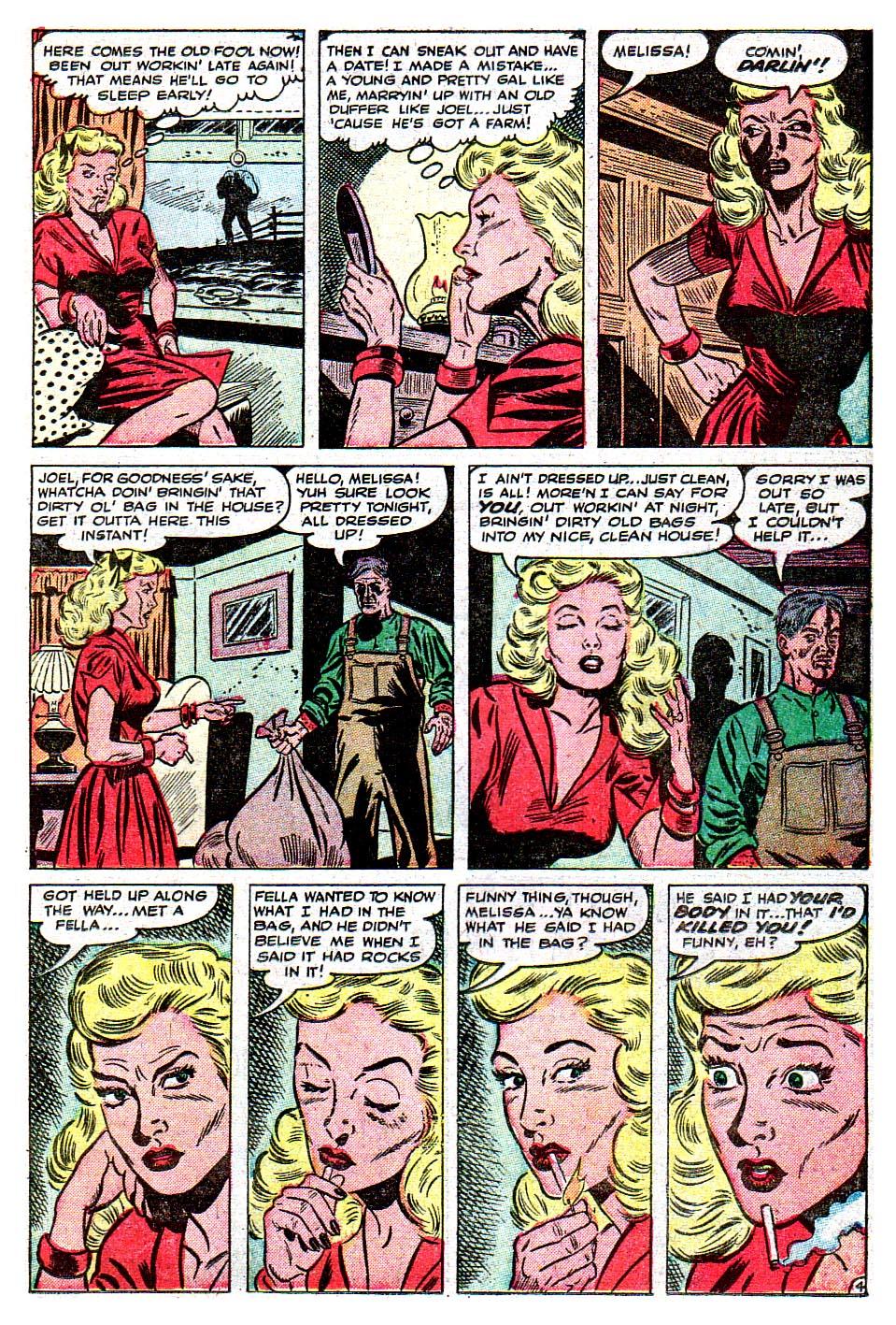 Read online Adventures into Weird Worlds comic -  Issue #28 - 10