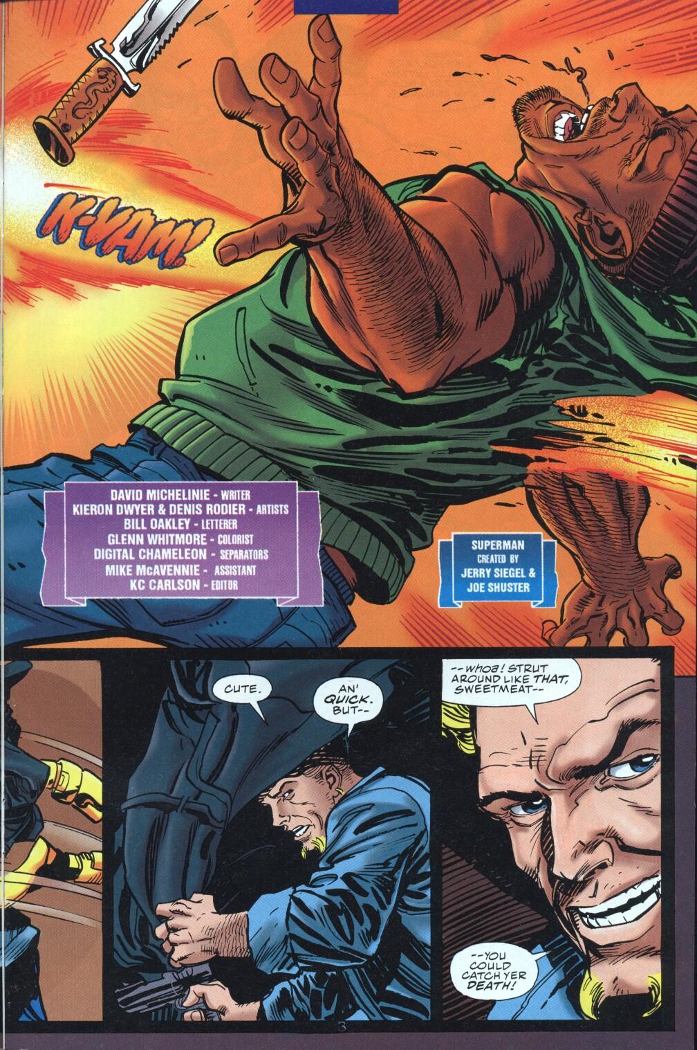 Action Comics (1938) 718 Page 4