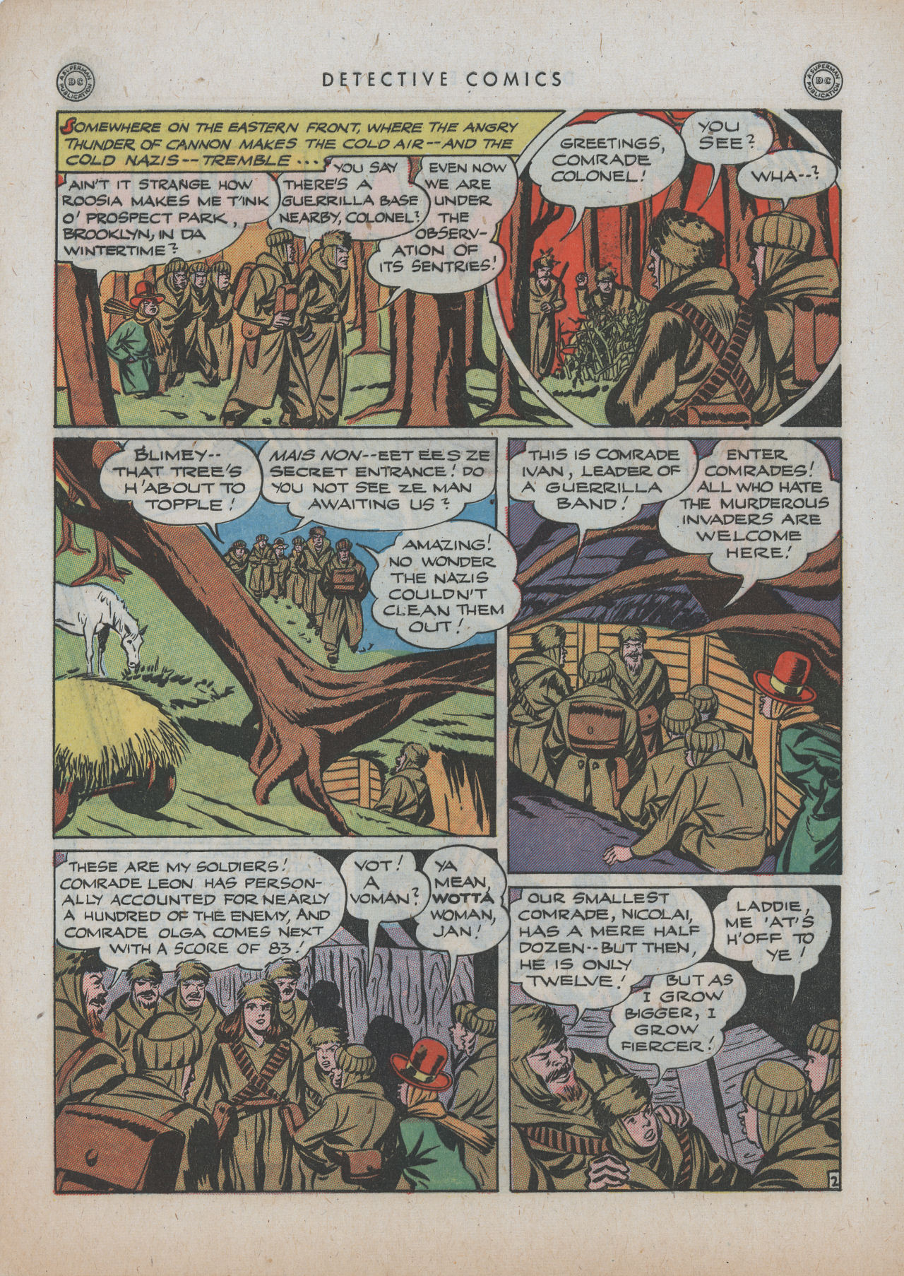 Read online Detective Comics (1937) comic -  Issue #89 - 48