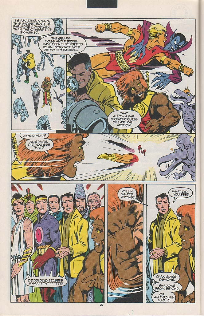 Excalibur (1988) issue 49 - Page 18