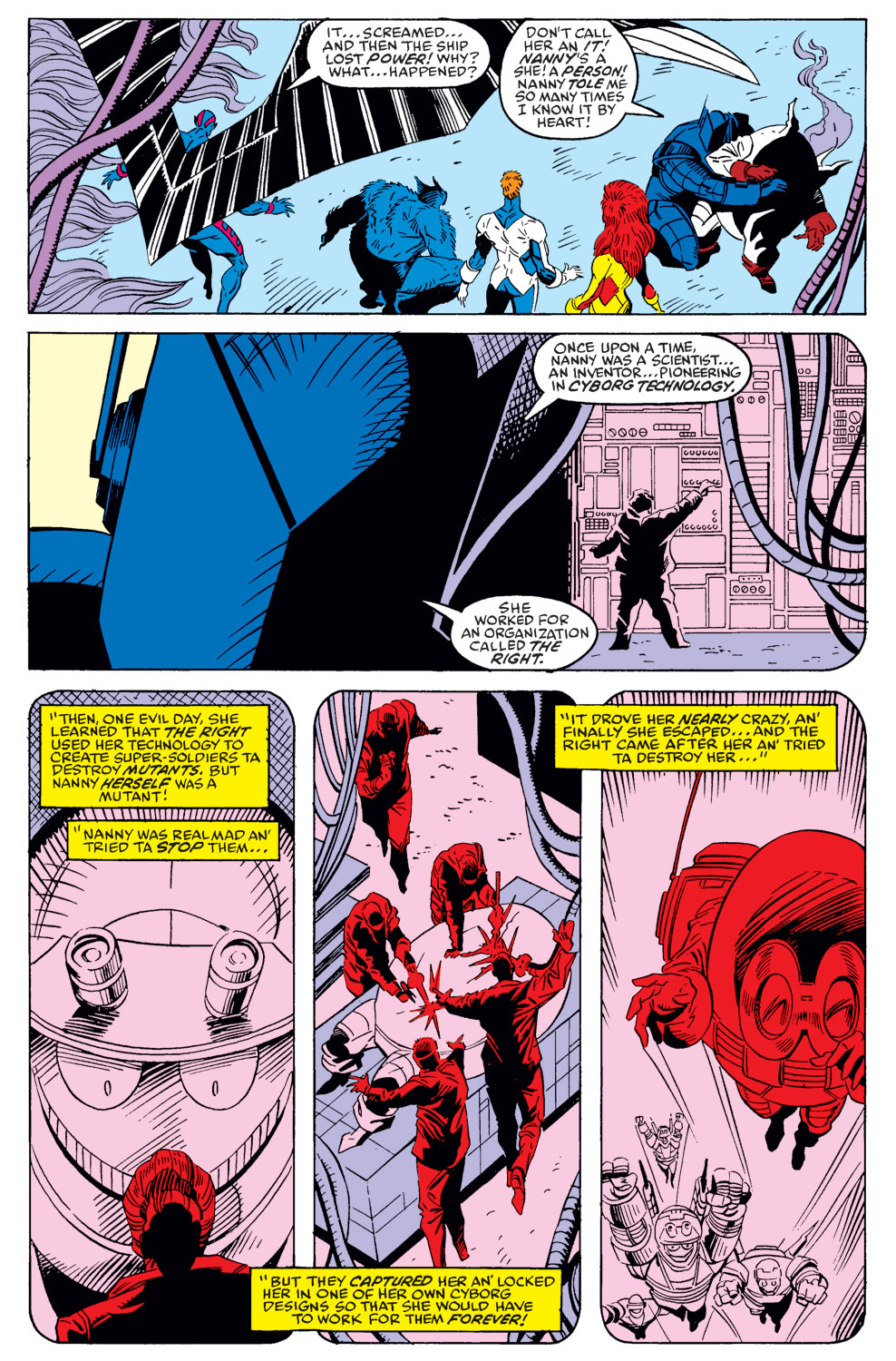 Read online X-Factor (1986) comic -  Issue #40 - 17