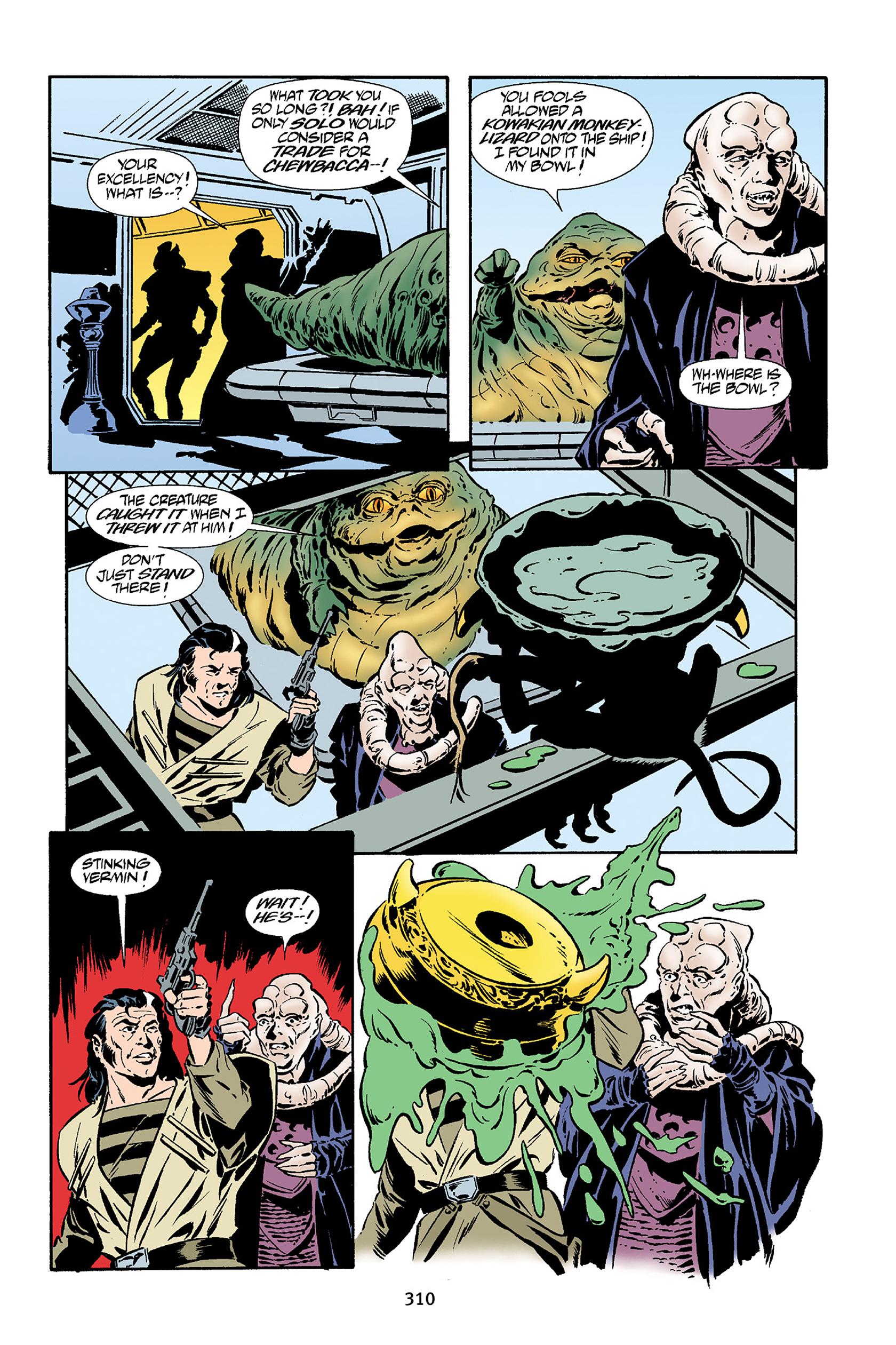 Read online Star Wars Omnibus comic -  Issue # Vol. 30 - 307