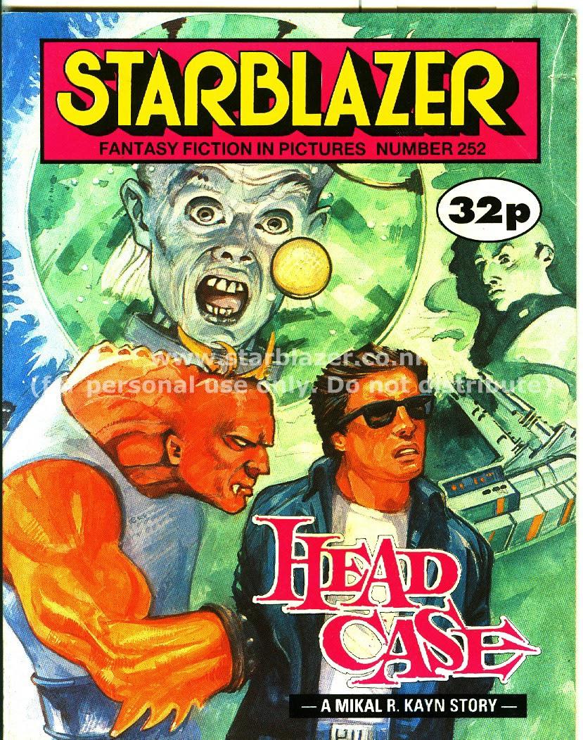 Starblazer issue 252 - Page 1